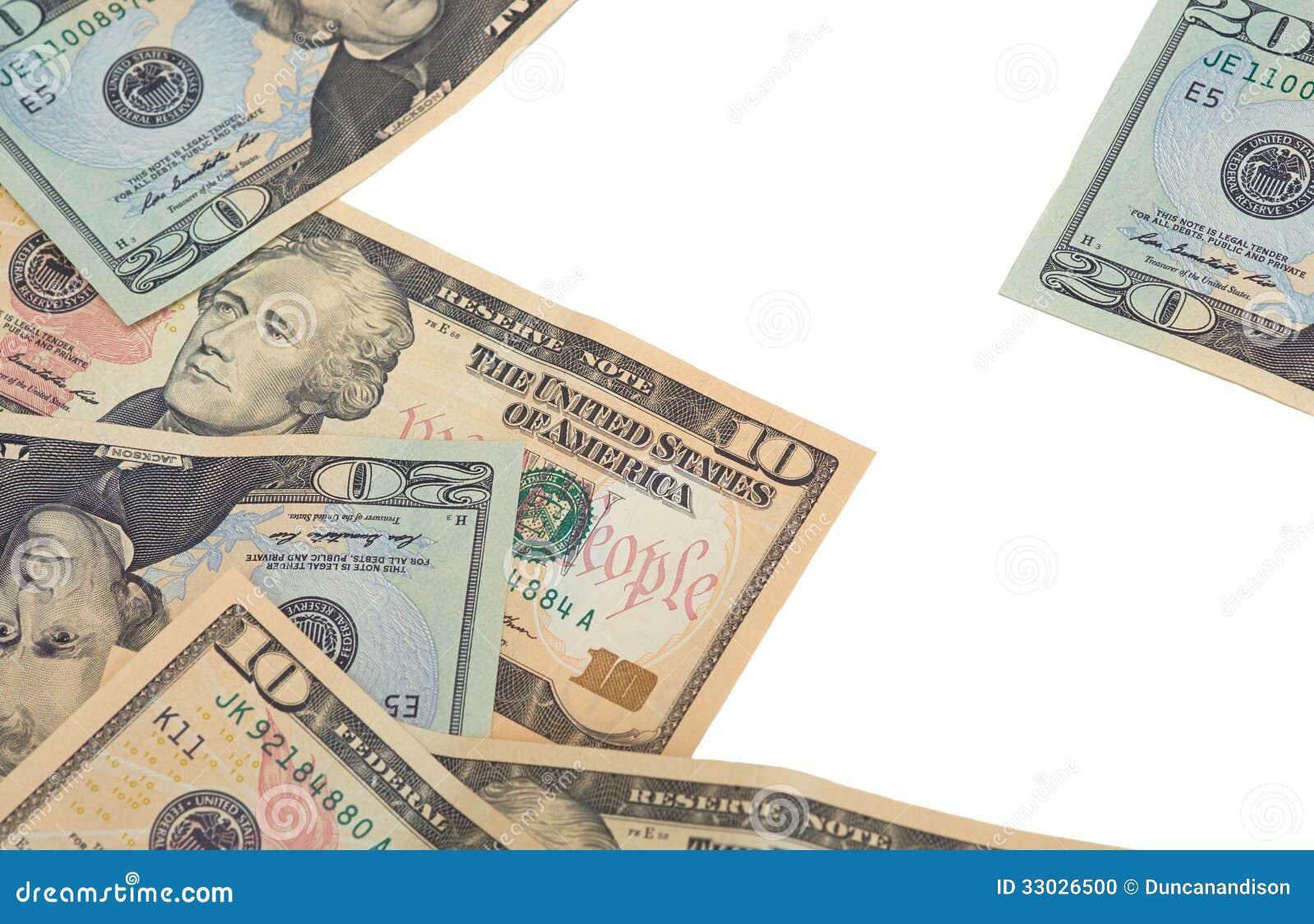 valuta amerikanska dollar