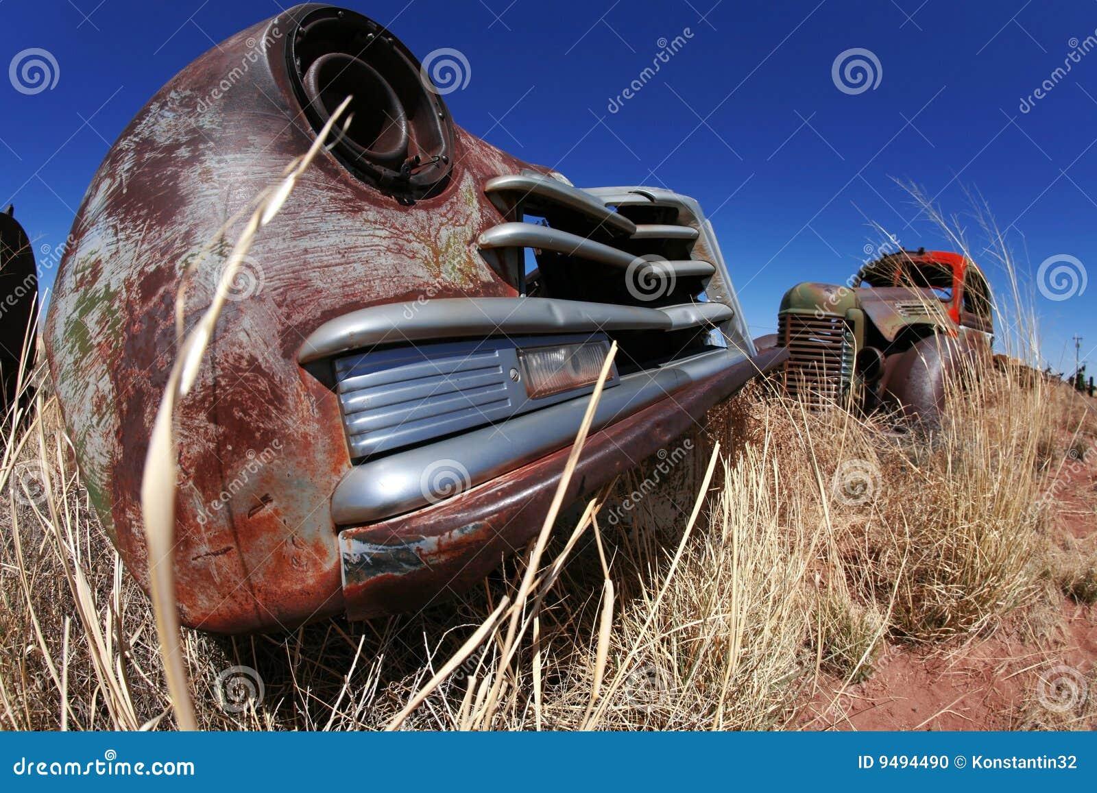 Amerikanska antika bilar