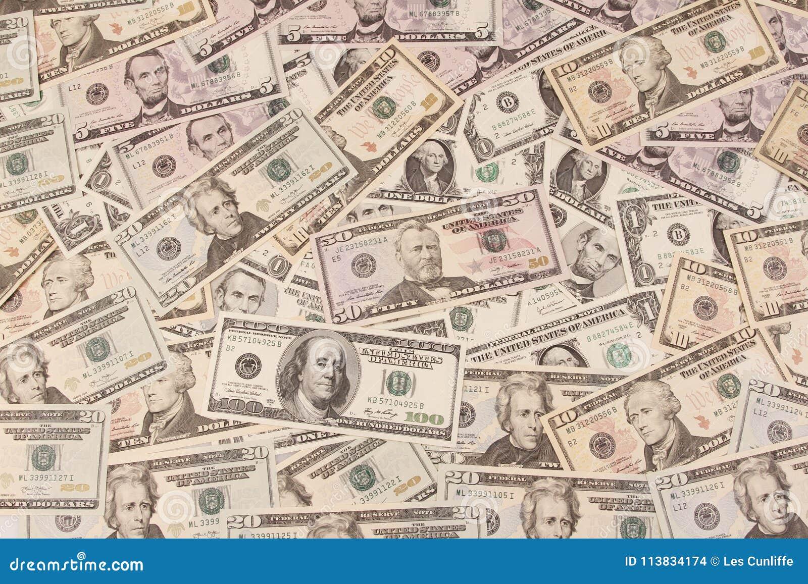 Amerykańscy banknoty