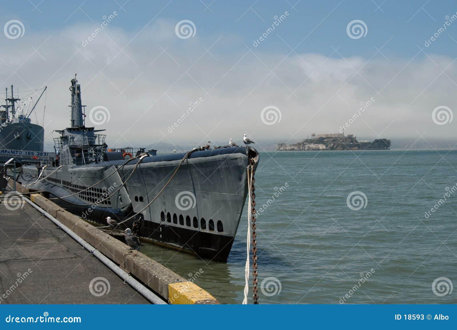 Amerykańska łódź podwodna