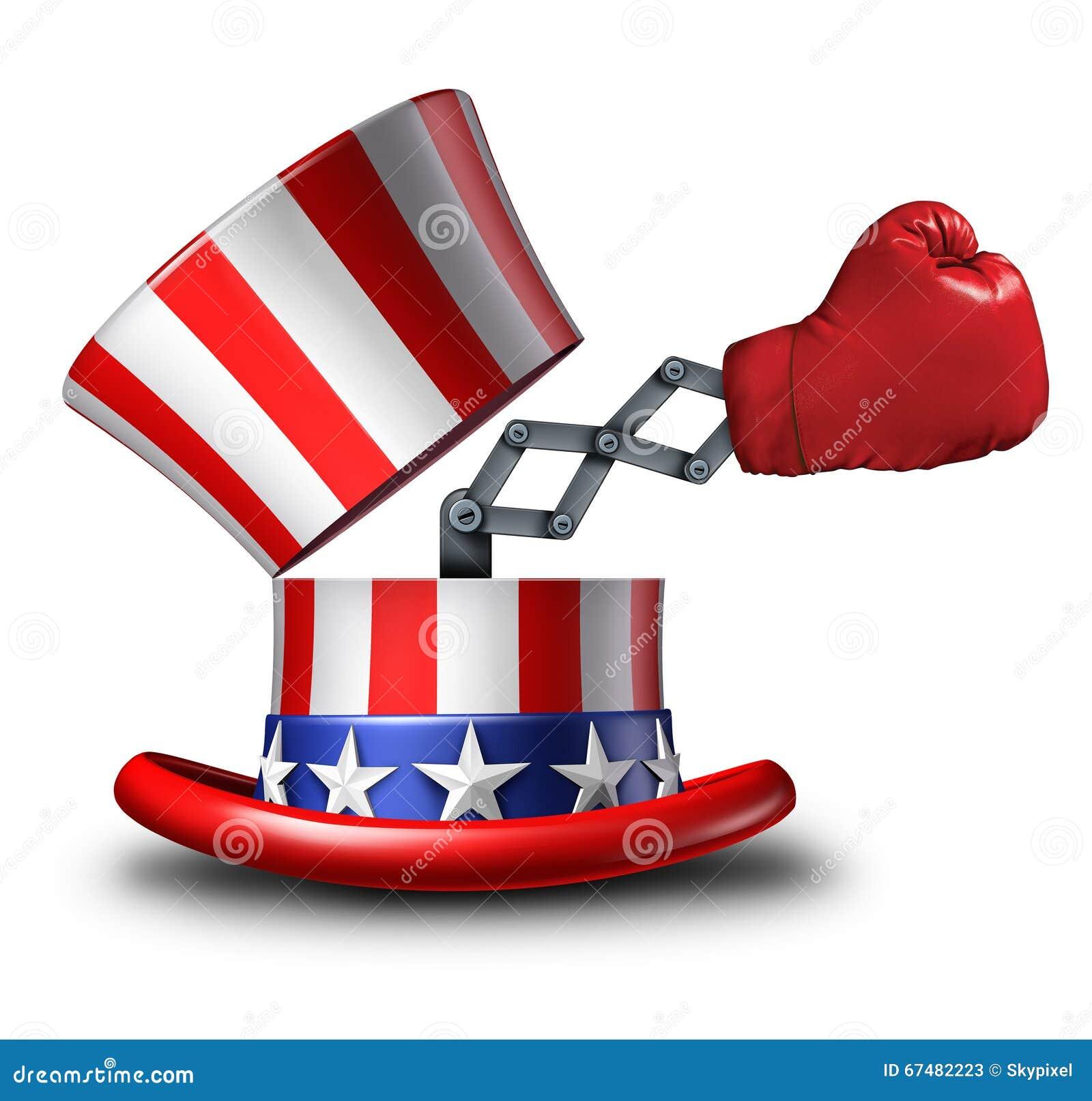 Amerykańska wybory strategia