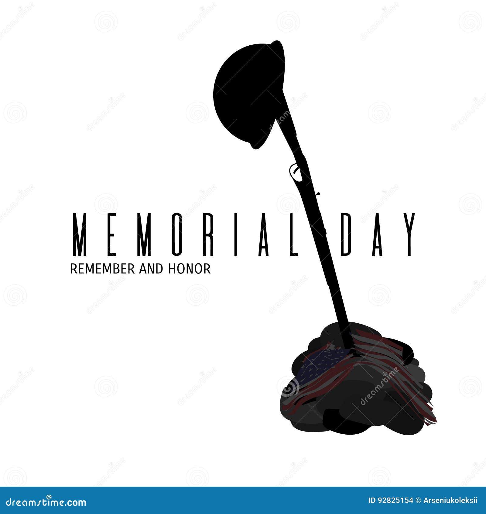 Amerykański dnia pamięci skład