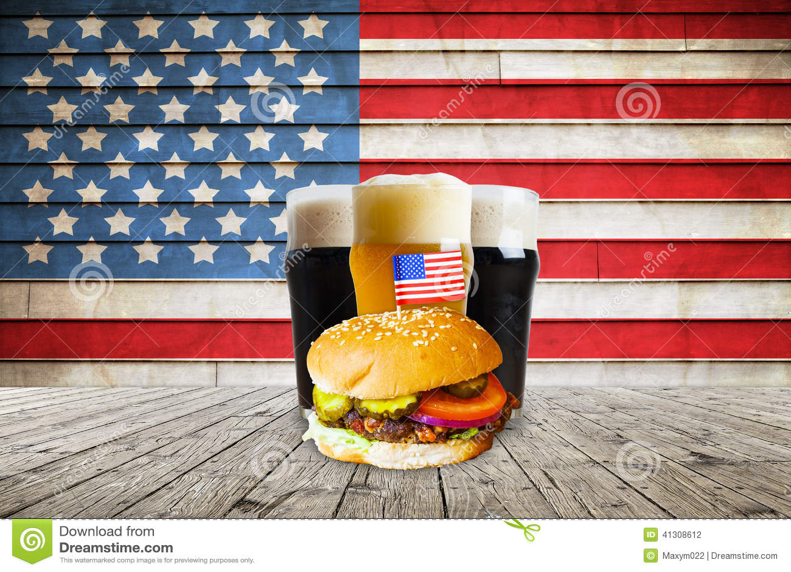 Amerykański rzemiosła piwo