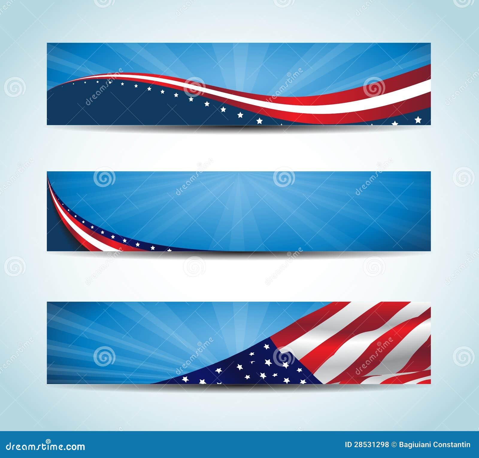 Amerykański sztandar
