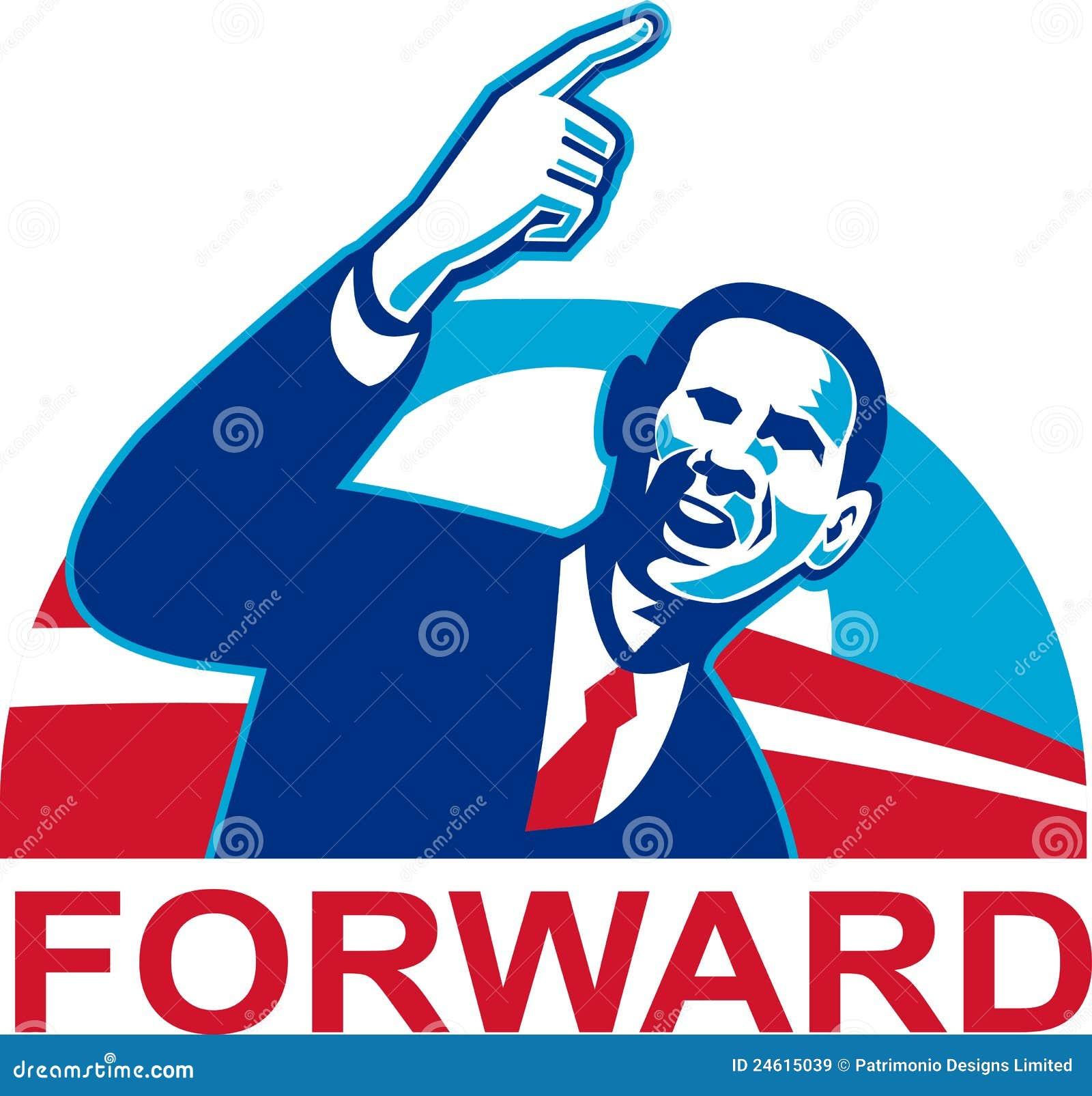 Amerykańskiego barack przedni obama target2603_0_ prezydent