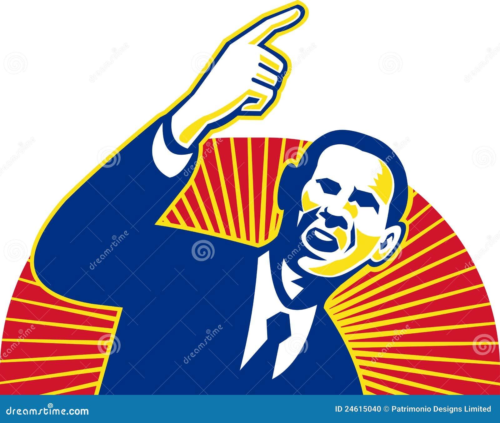 Amerykańskiego barack przedni obama target2636_0_ prezydent