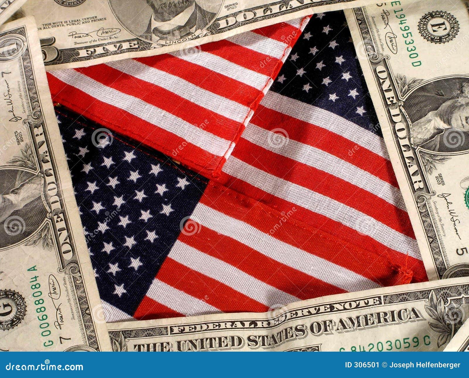 Ameryka środowisk pieniądze