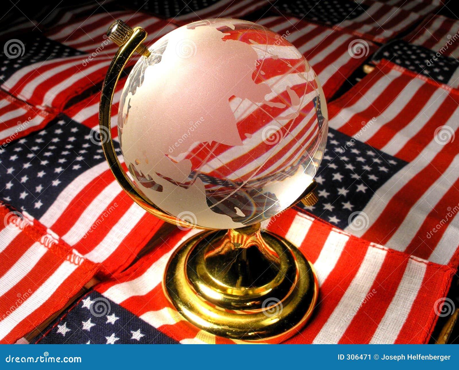 Ameryka globalne