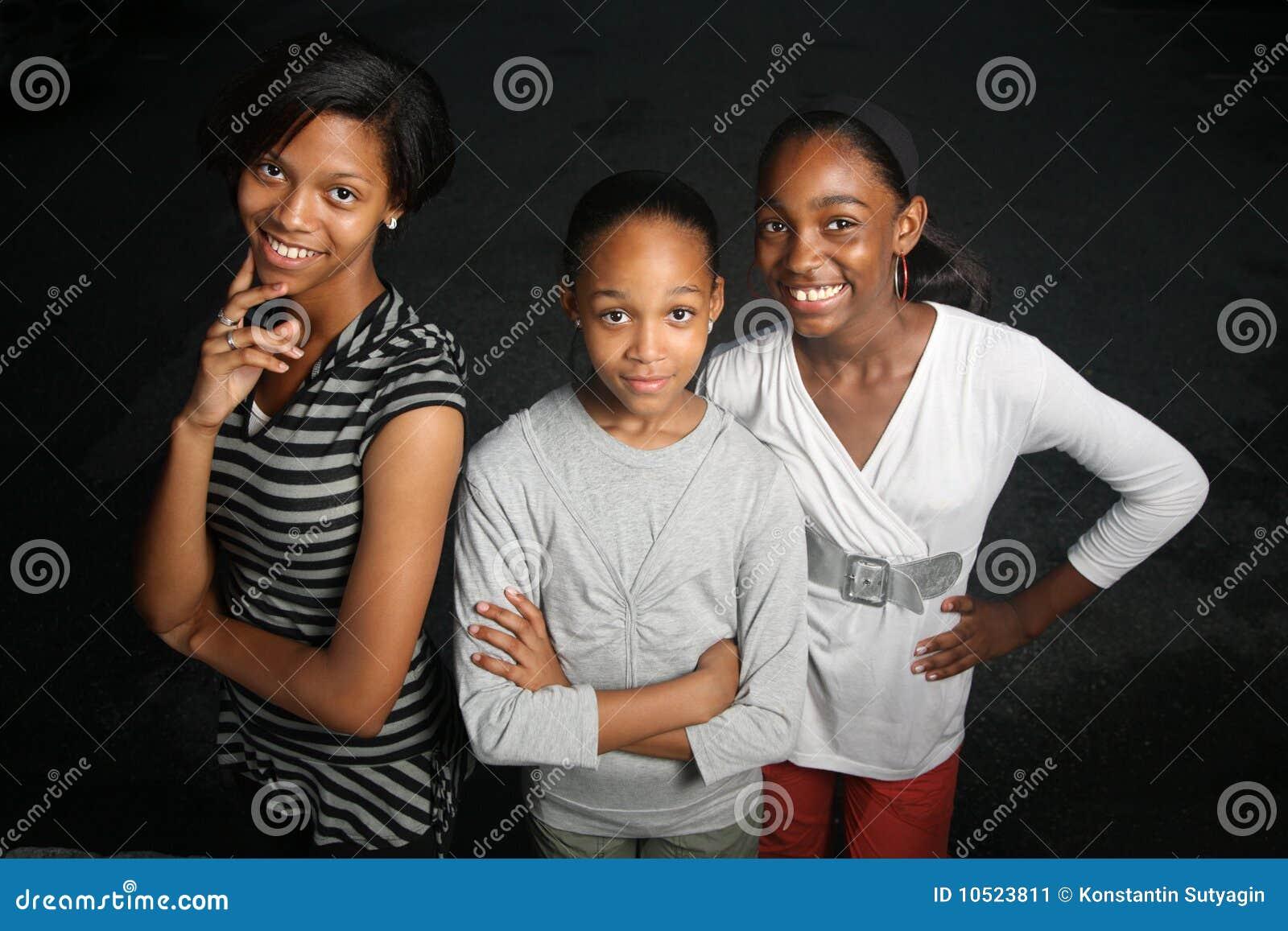 Amerykanin afrykańskiego pochodzenia wiek dojrzewania