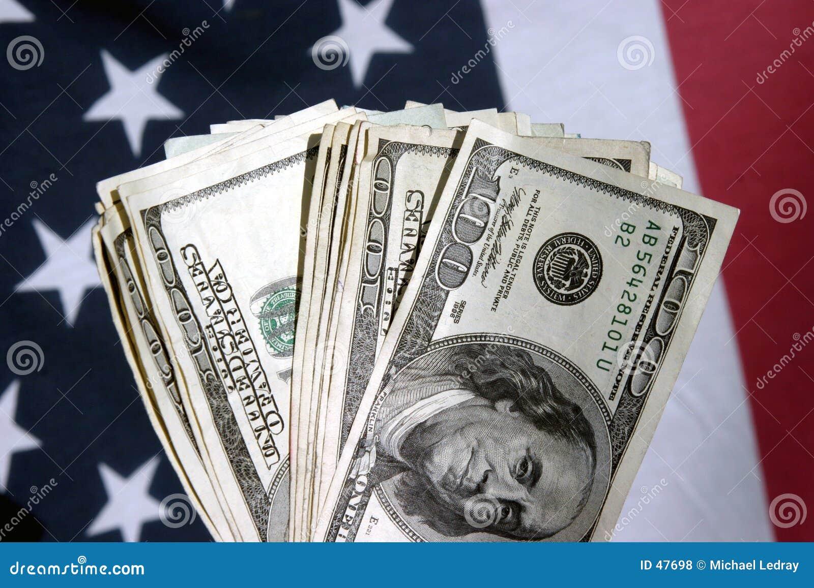 Amerykanin gotówki