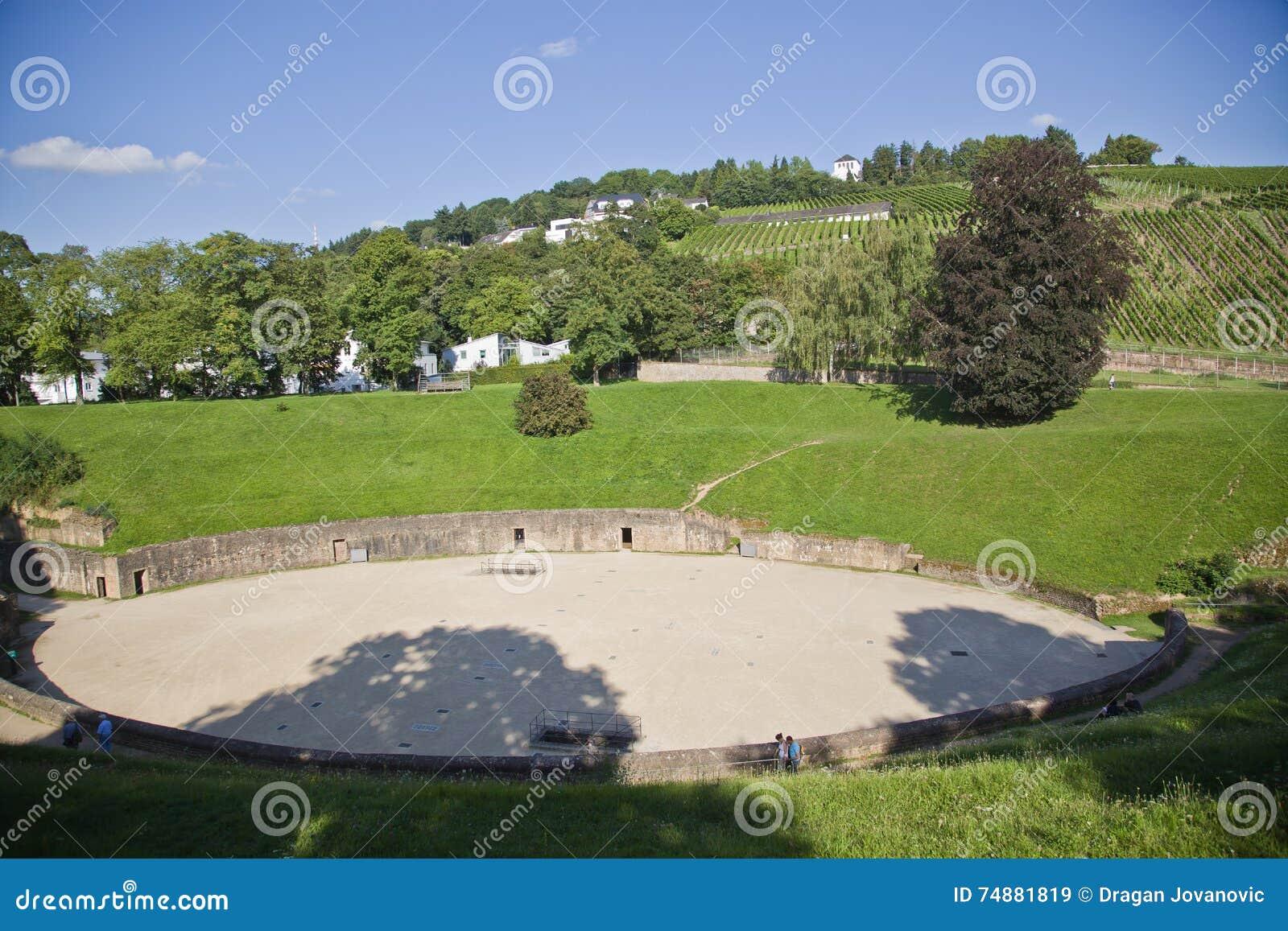 Amfiteater i trieren, Tyskland