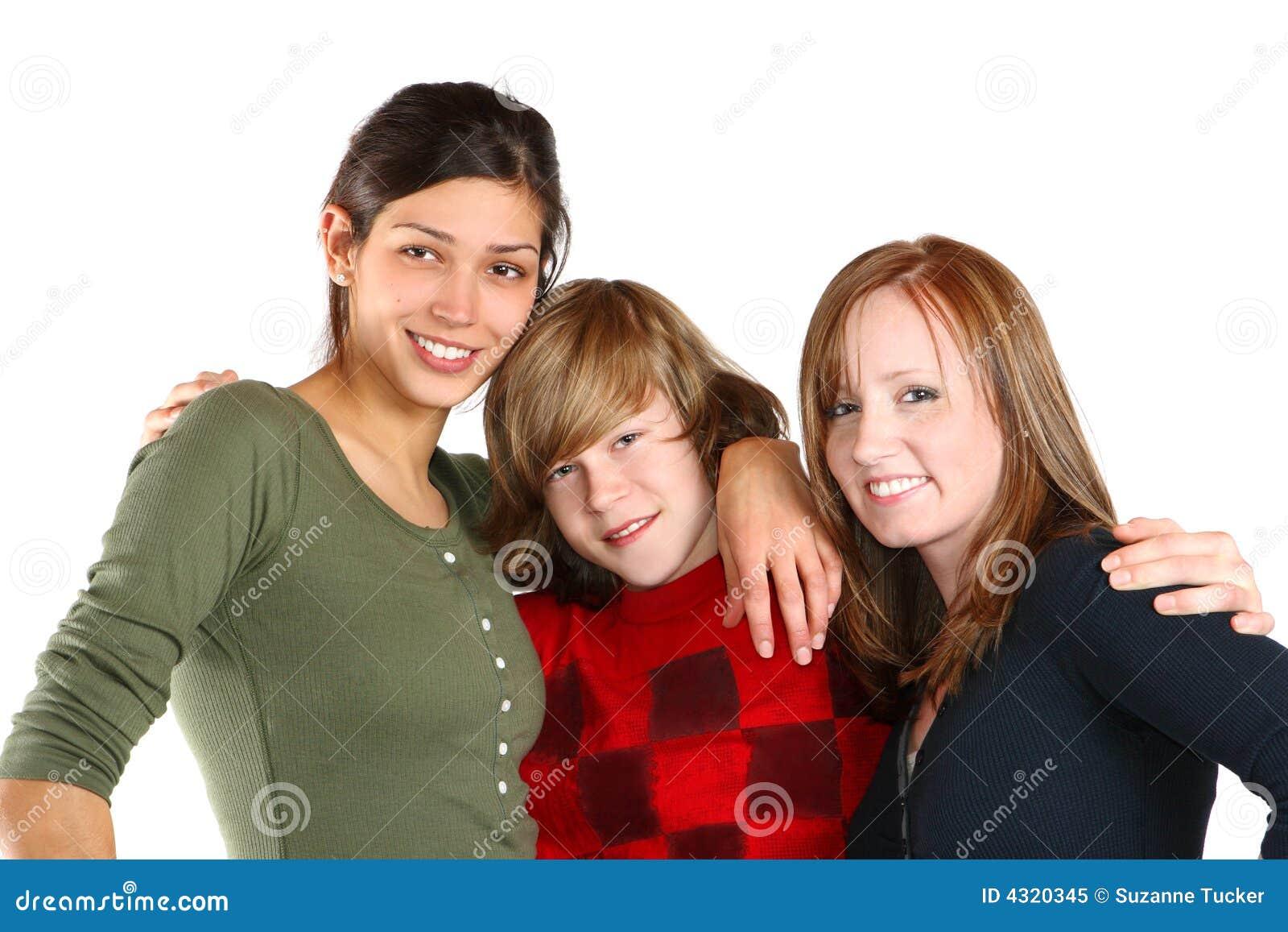 Amici adolescenti