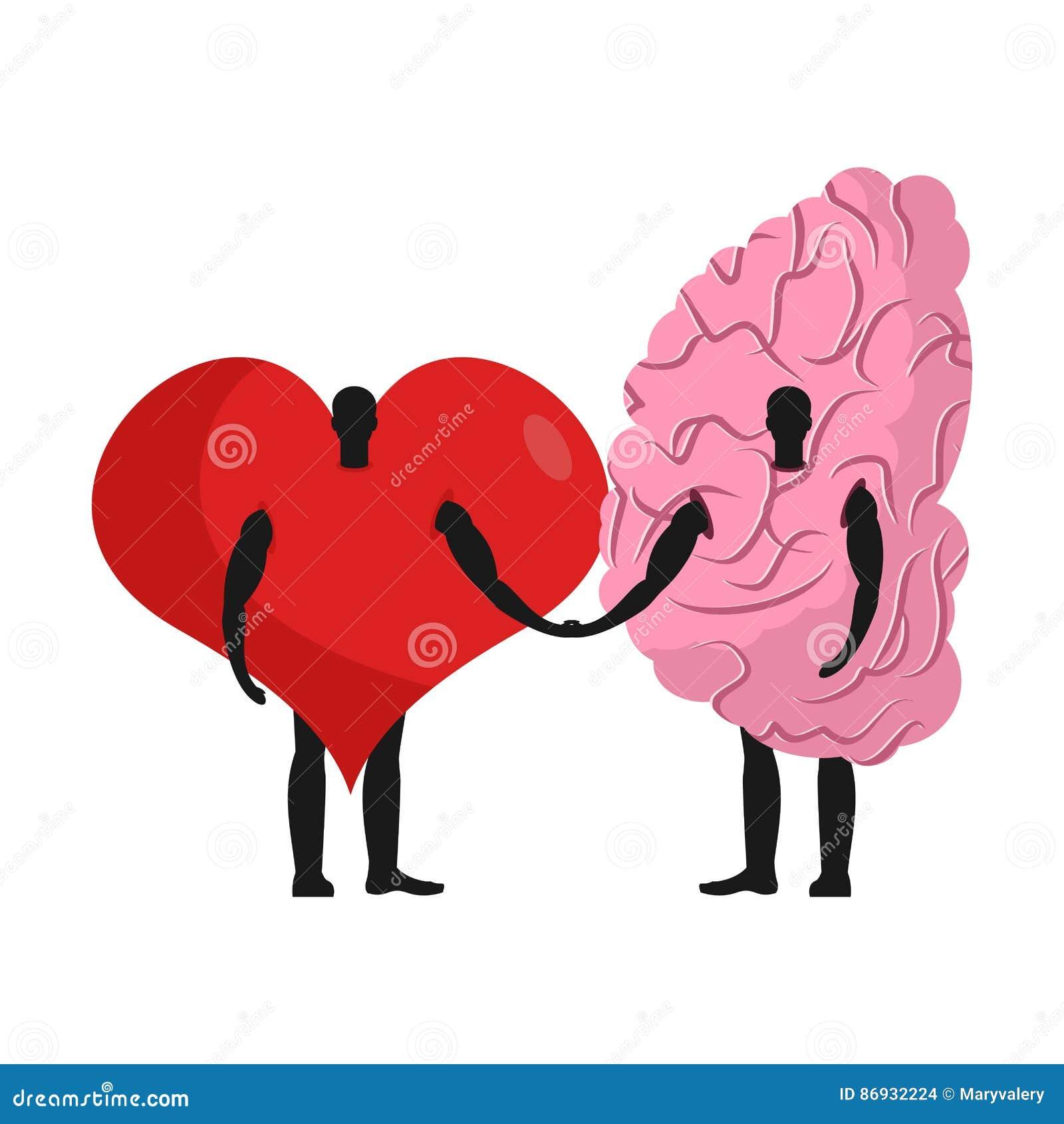 Amici Del Cuore E Del Cervello Amore E Ragione Di Amicizia