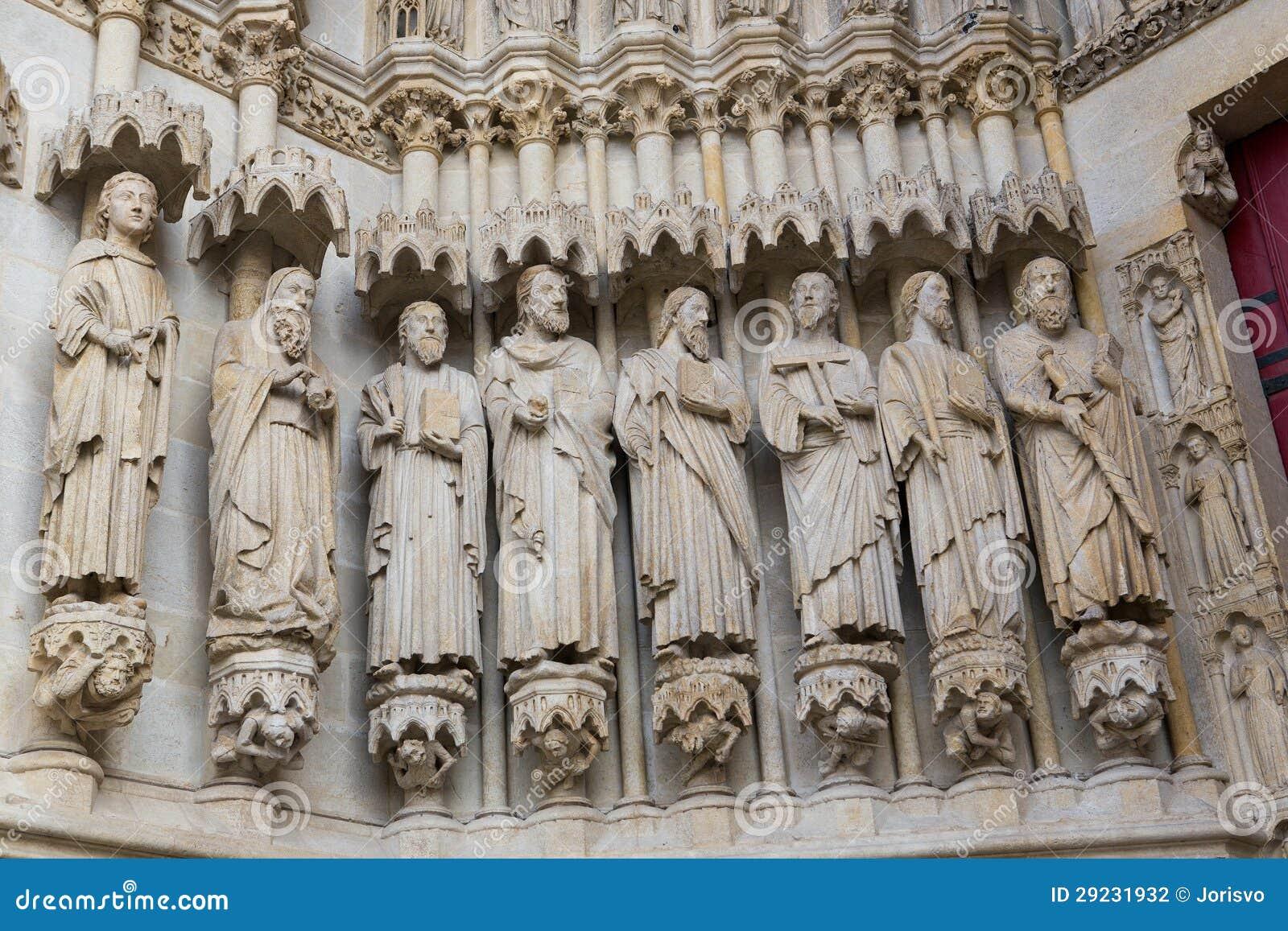 Download Amiens foto de stock. Imagem de senhora, cristão, detalhe - 29231932