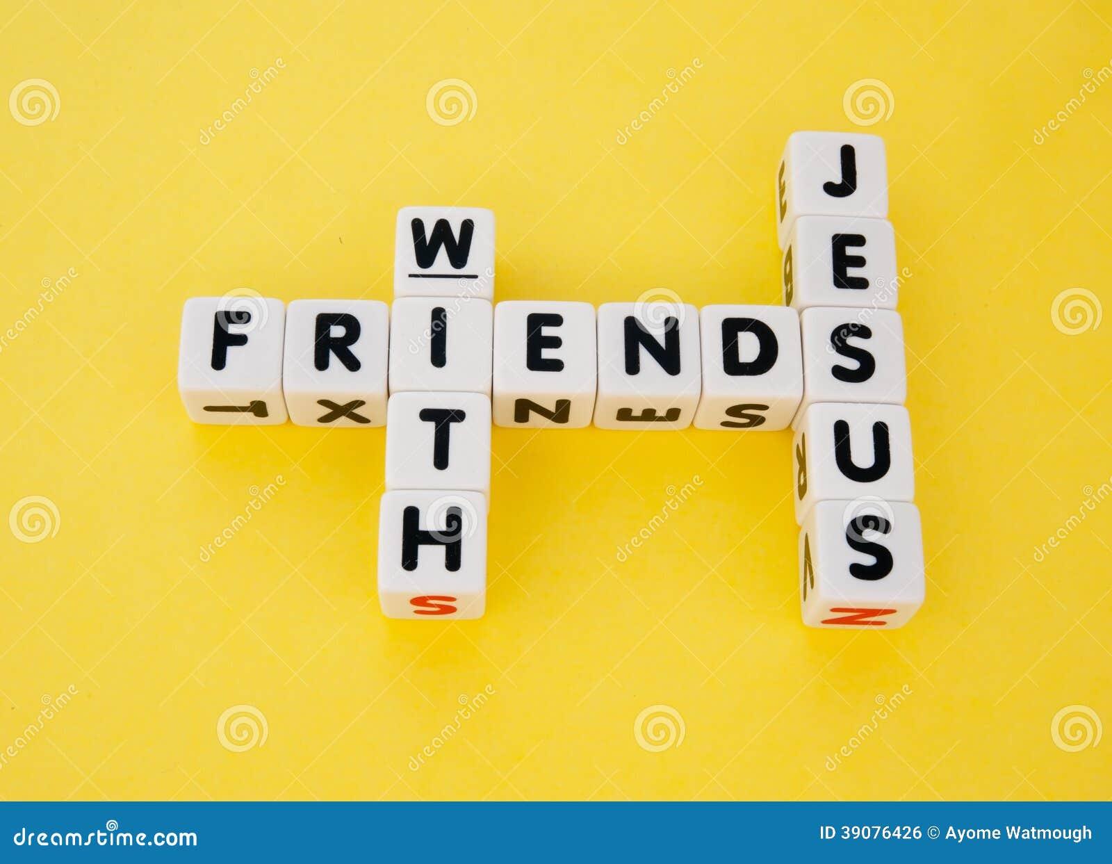 Amigos com Jesus