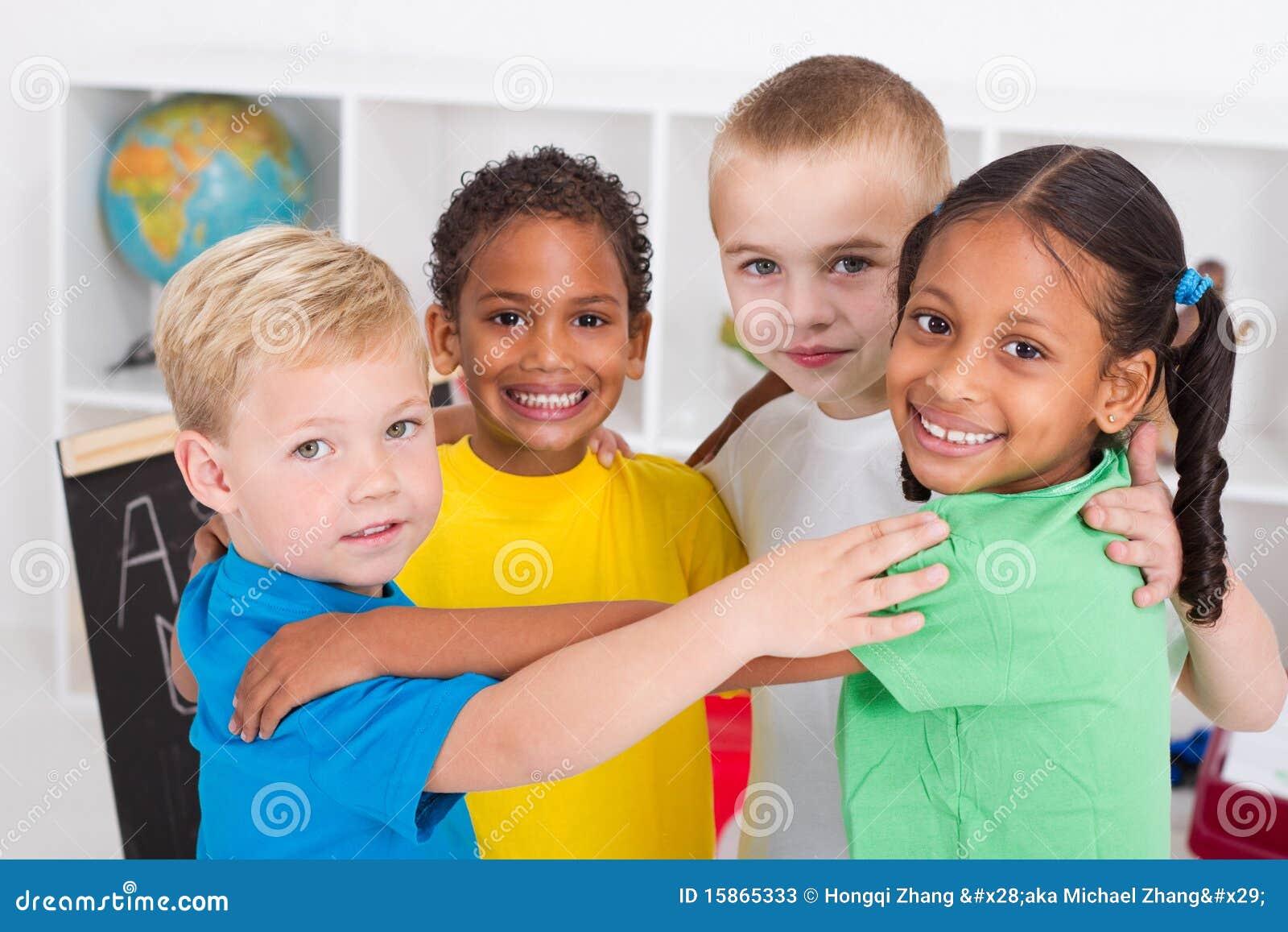 Amigos preescolares