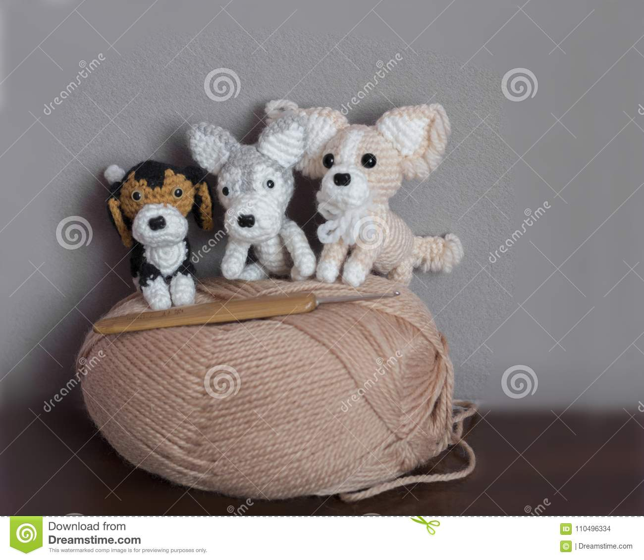 11 Amigurumi Dog Crochet Patterns – Cute Puppies - A More Crafty Life | 1131x1300