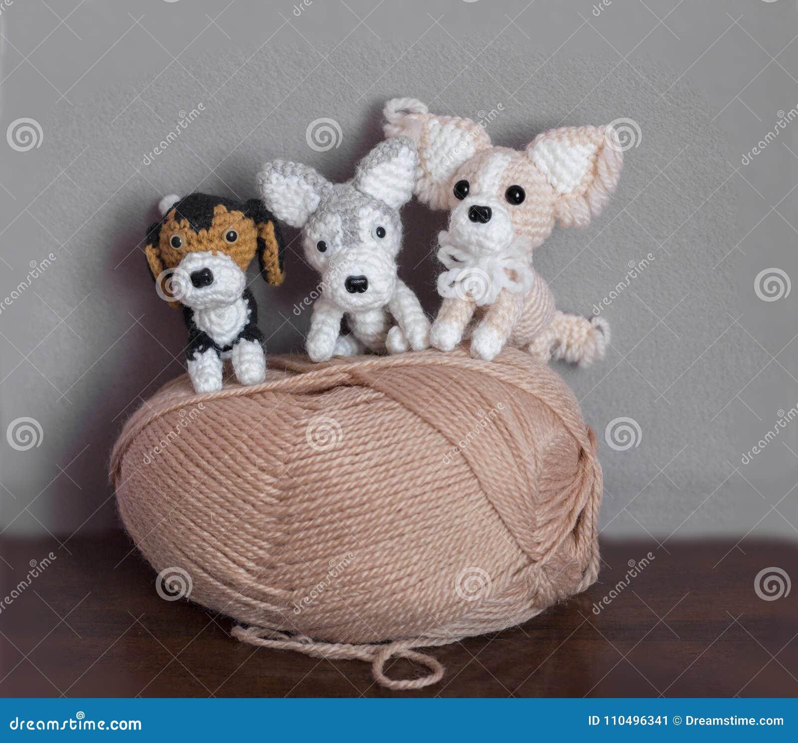 Free Crochet Yorkie Dog Pattern With Video | Perro amigurumi ... | 1227x1300