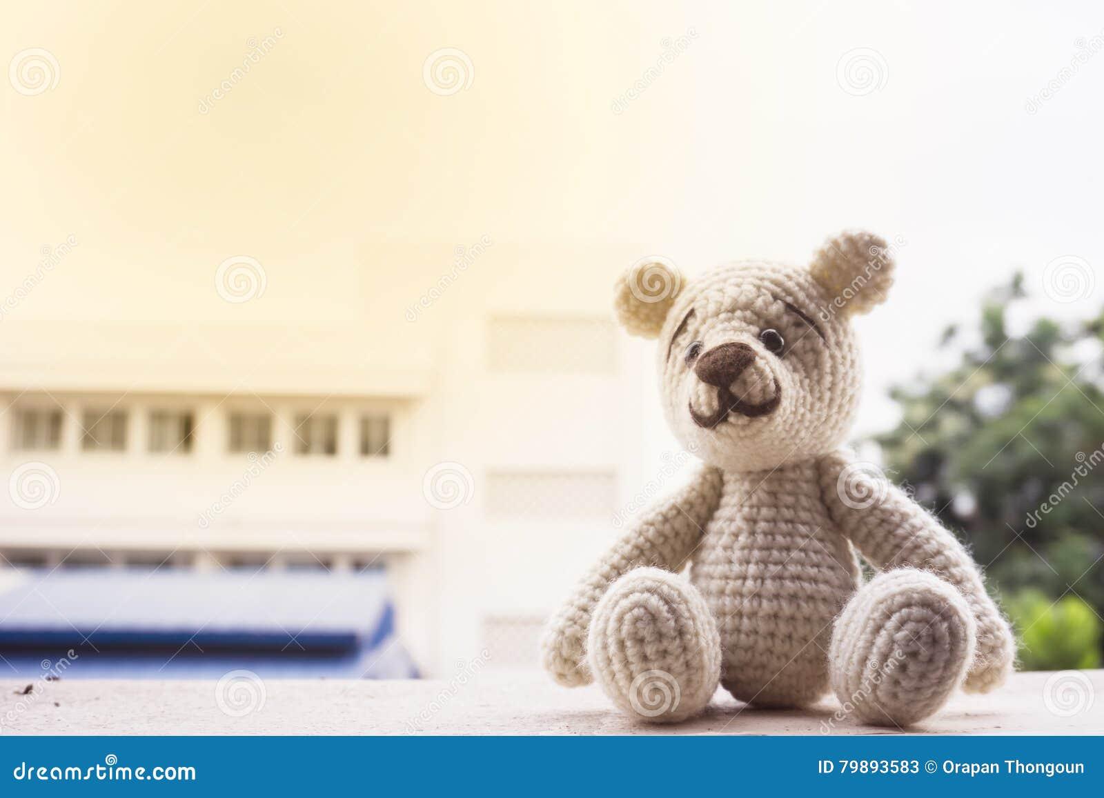 Zan Crochet: Teddy Bear | 957x1300