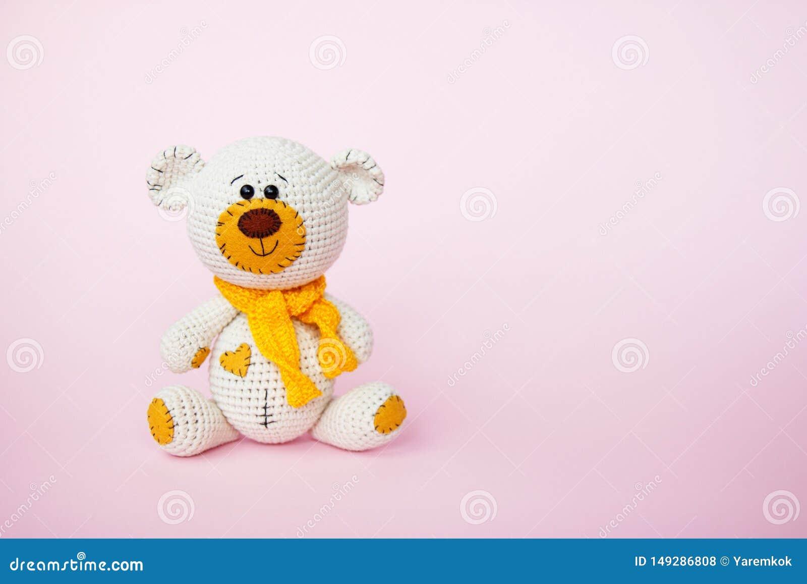 Amigurumi Crochet Teddy Bear (Pembe Ayıcık) Free Pattern Yapılışı ...   1155x1600