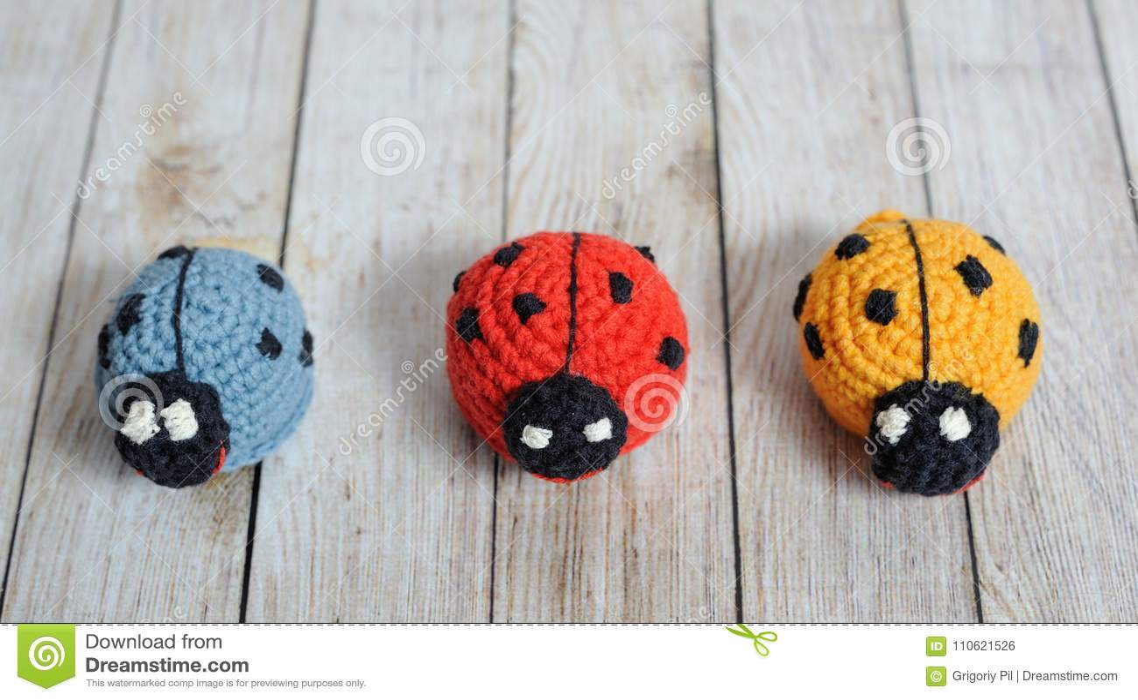 Ladybug Crochet Pattern Cute Ideas Easy Video Tutorial   817x1300