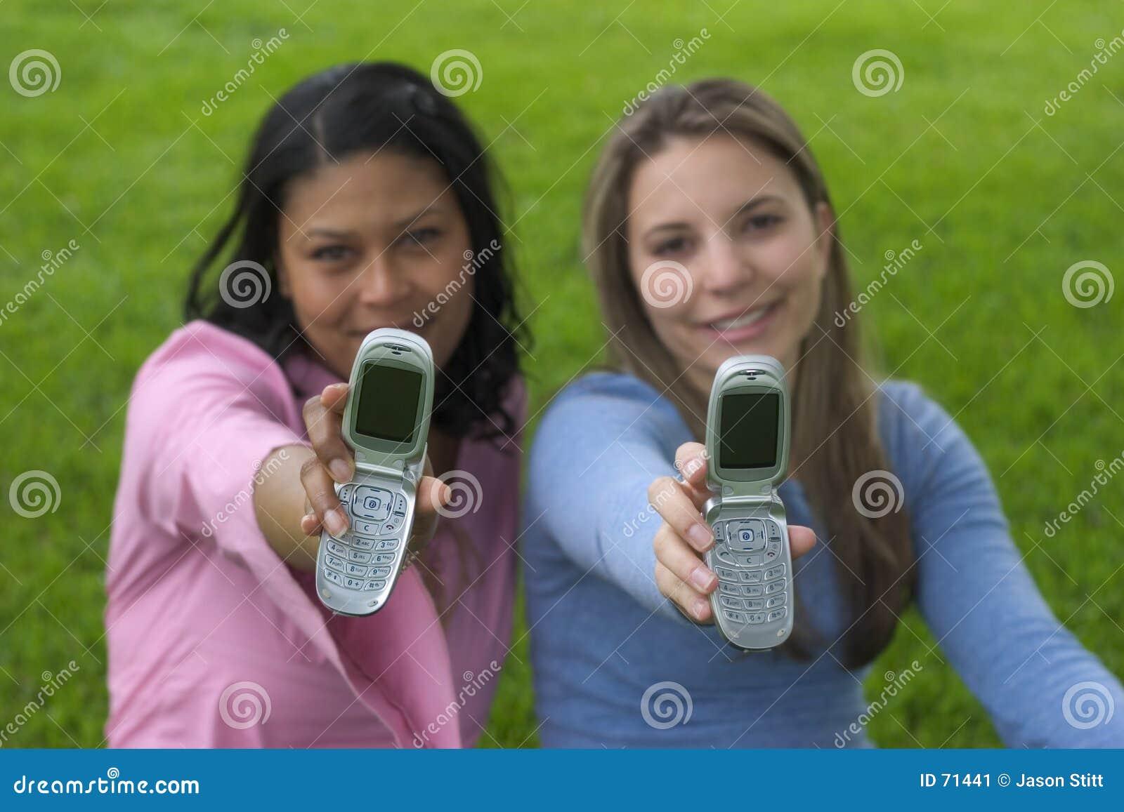 Amis de téléphone