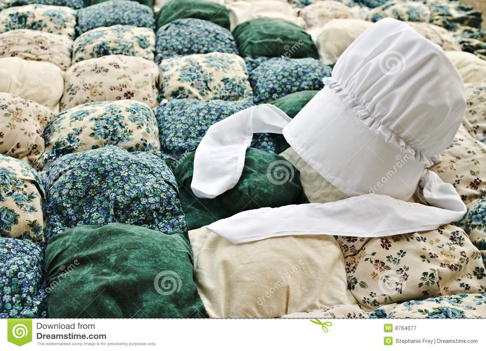Amische Mütze