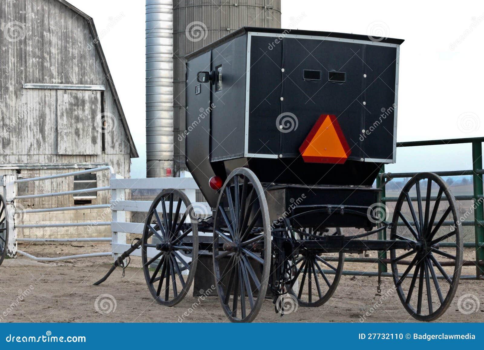 Amischer Transport