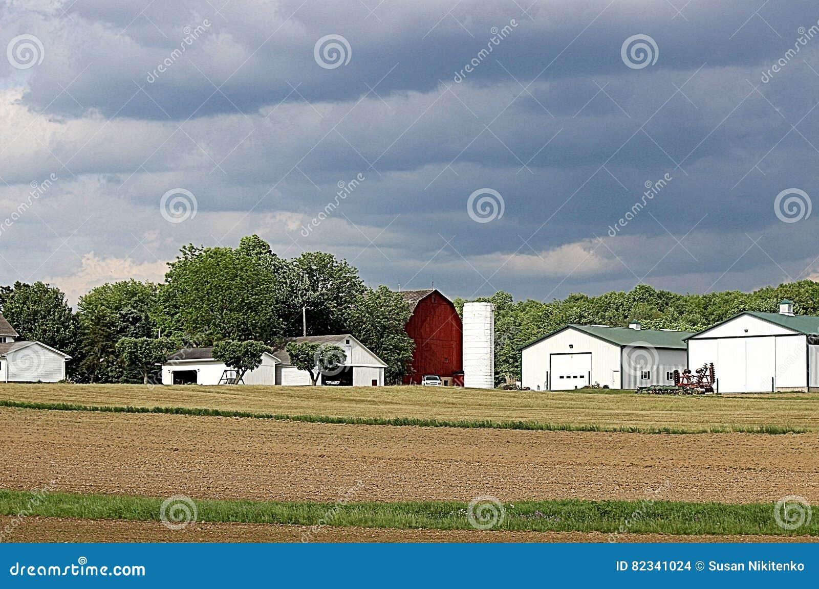Amish Country Farm
