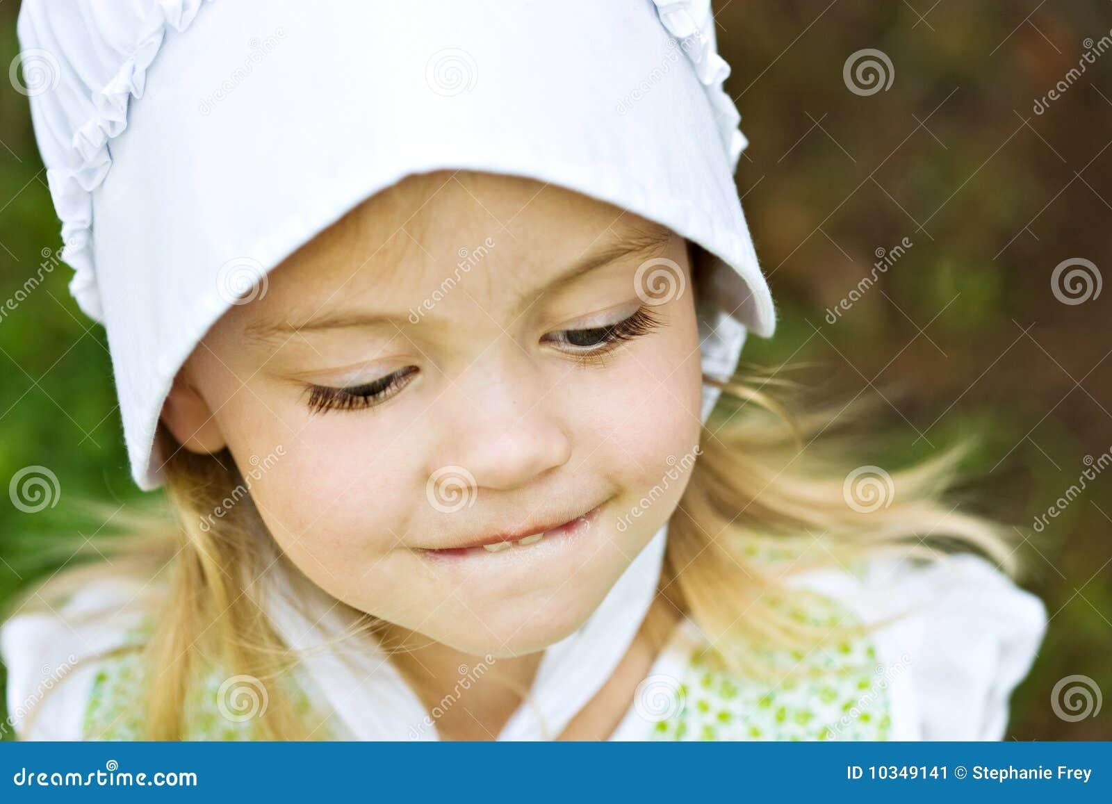 Amish dziecko