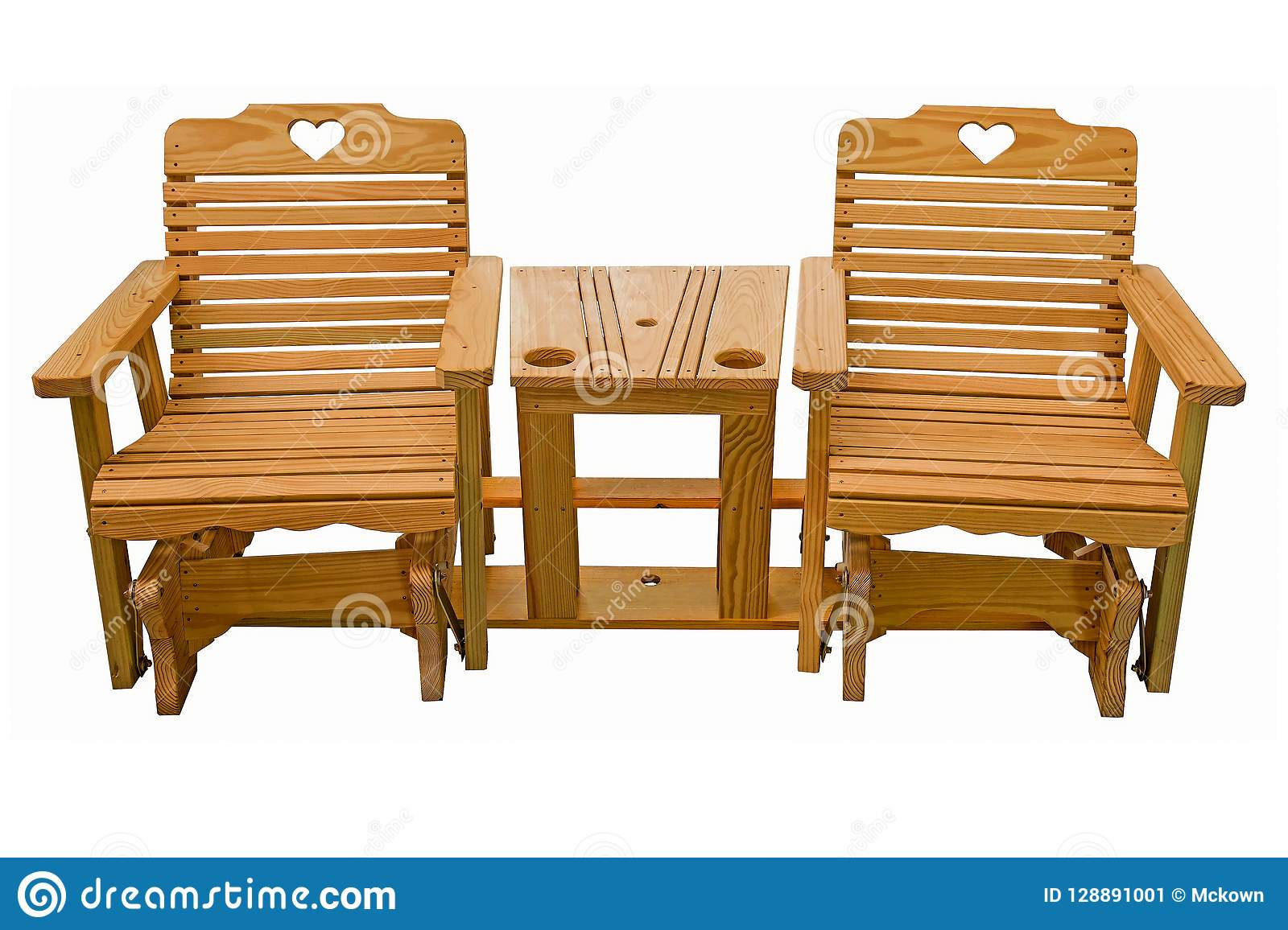 Amish Hand Made Outdoor Furniture Stock Image Image Of Chairs