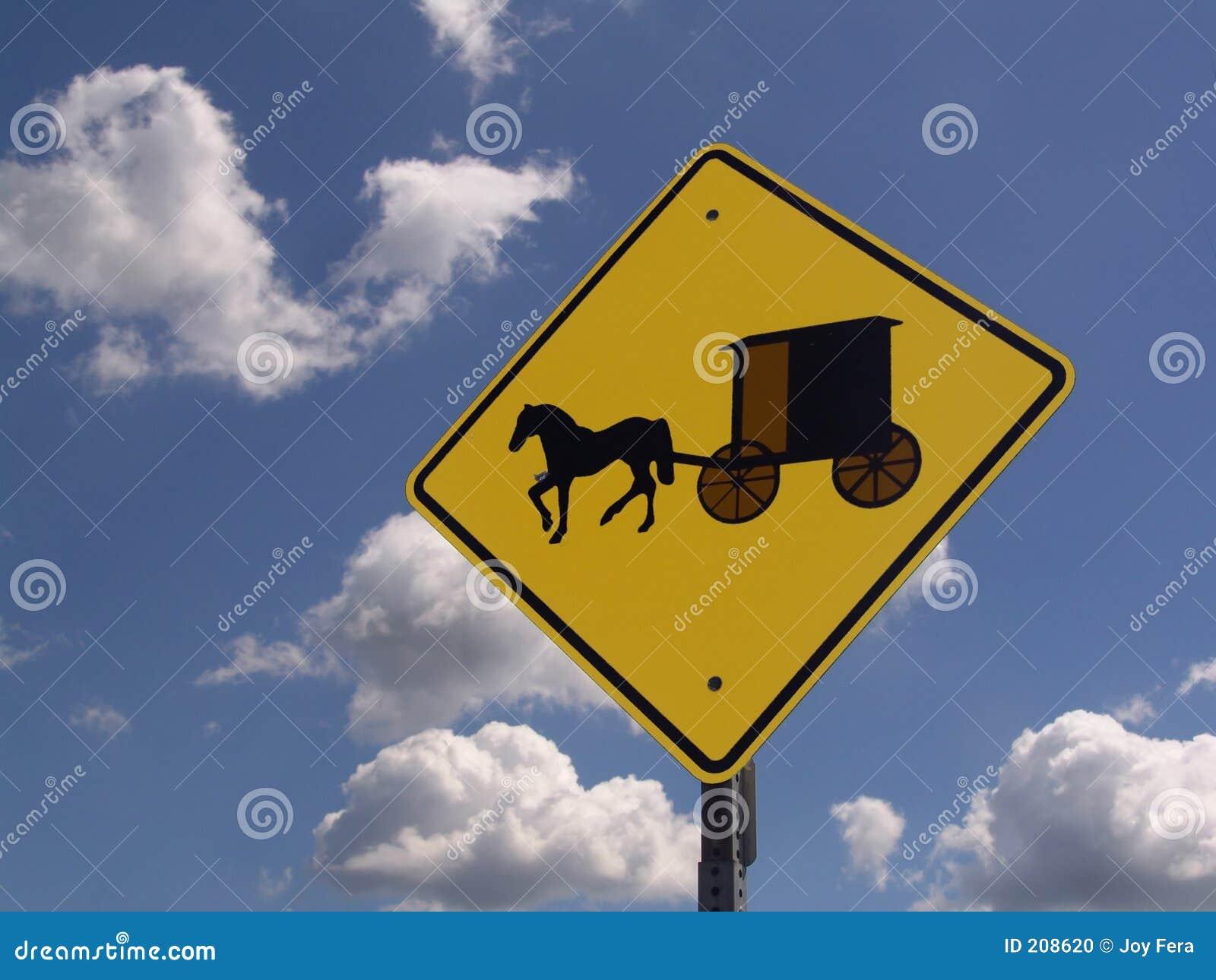 Amish varning