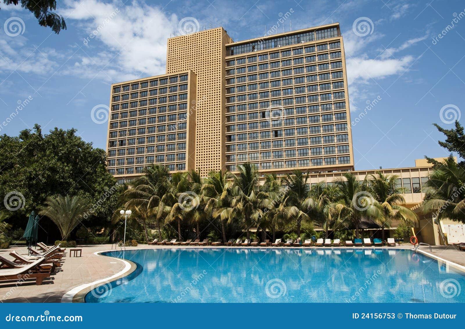 Amiti Bamako hotelowy l laico