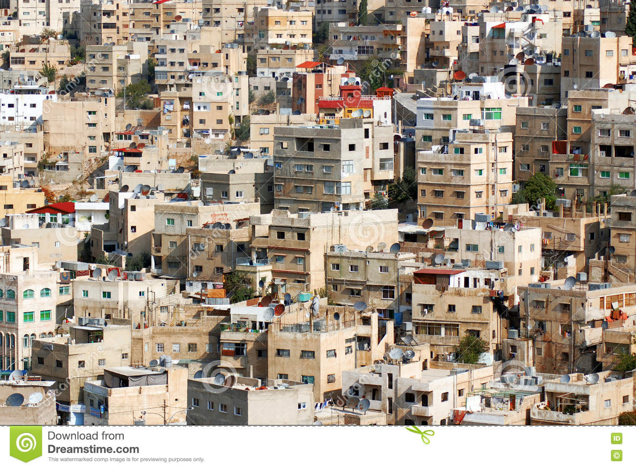 what is the capital of jordan the country