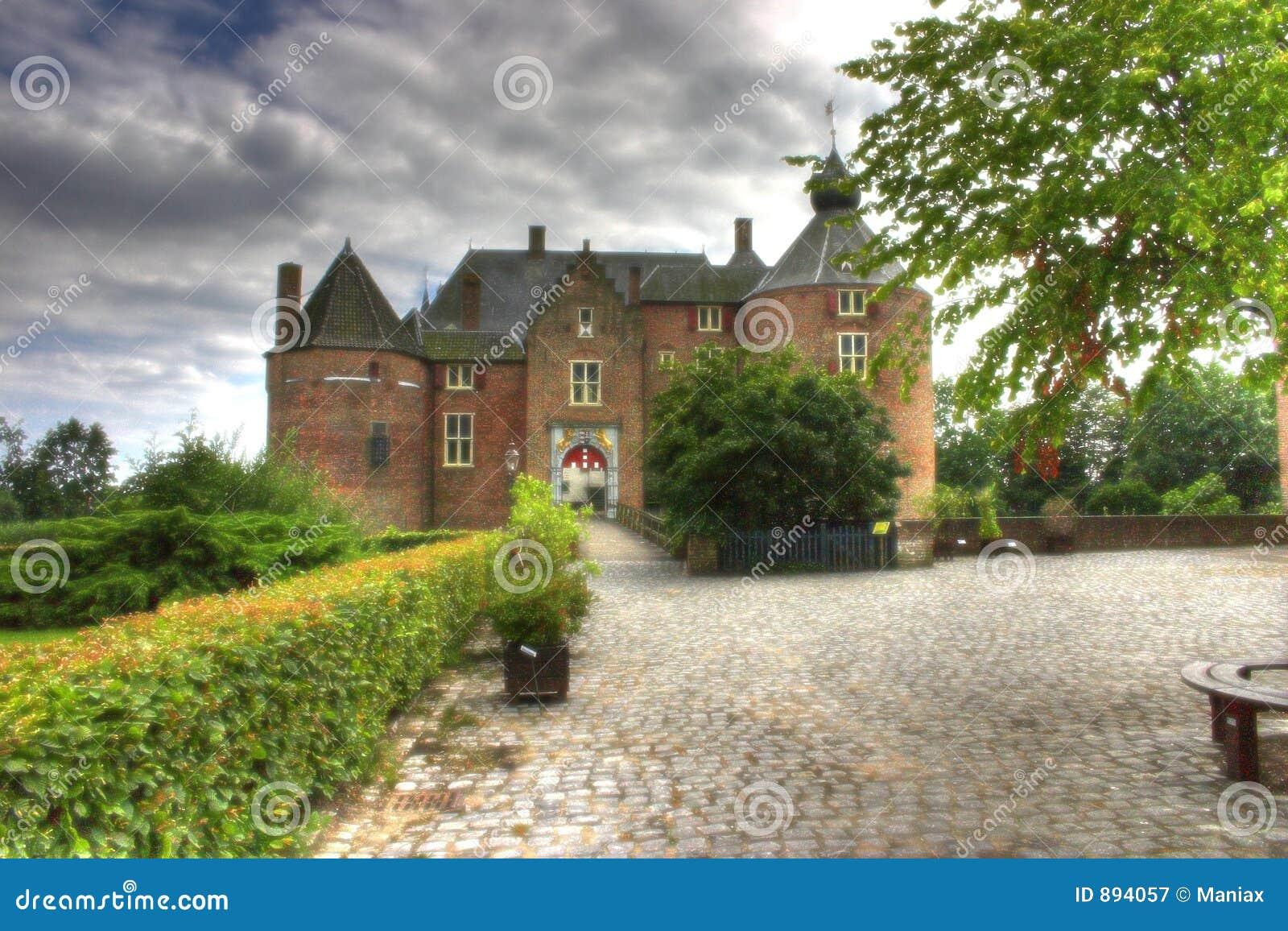 Ammersoyen zamku