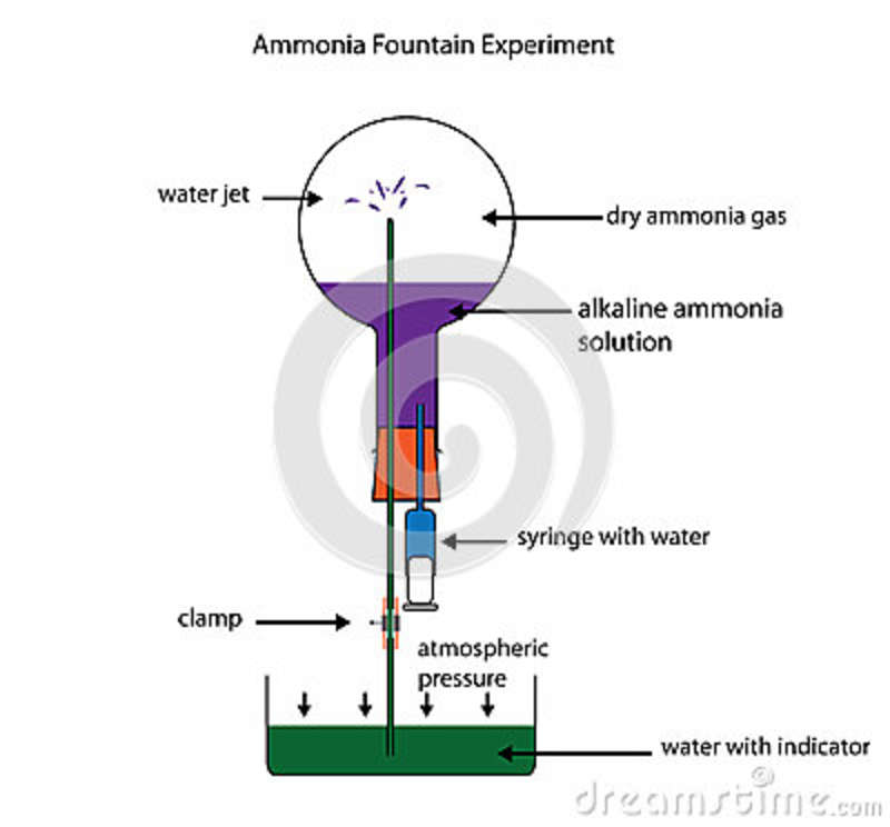 Fully Labeled Diagram Electrolysis Water on Electrolysis Of Water Experiment Results