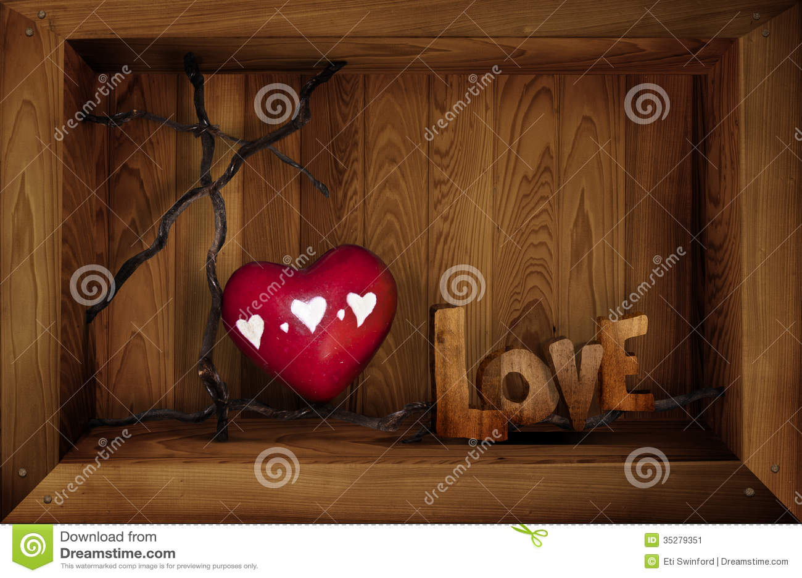Amor com coração