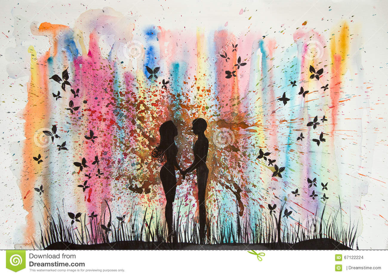 Amor da natureza
