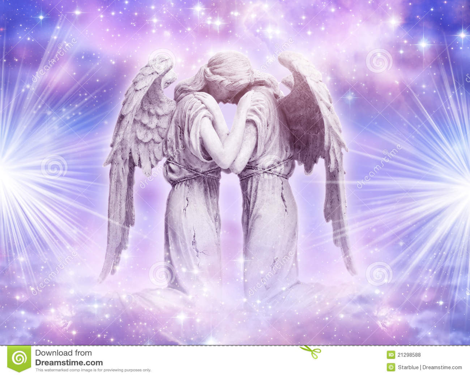 Amor del ángel