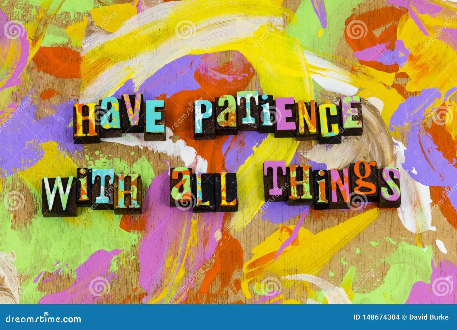 Amor do relacionamento do conhecimento da experiência dos bens da bondade da paciência