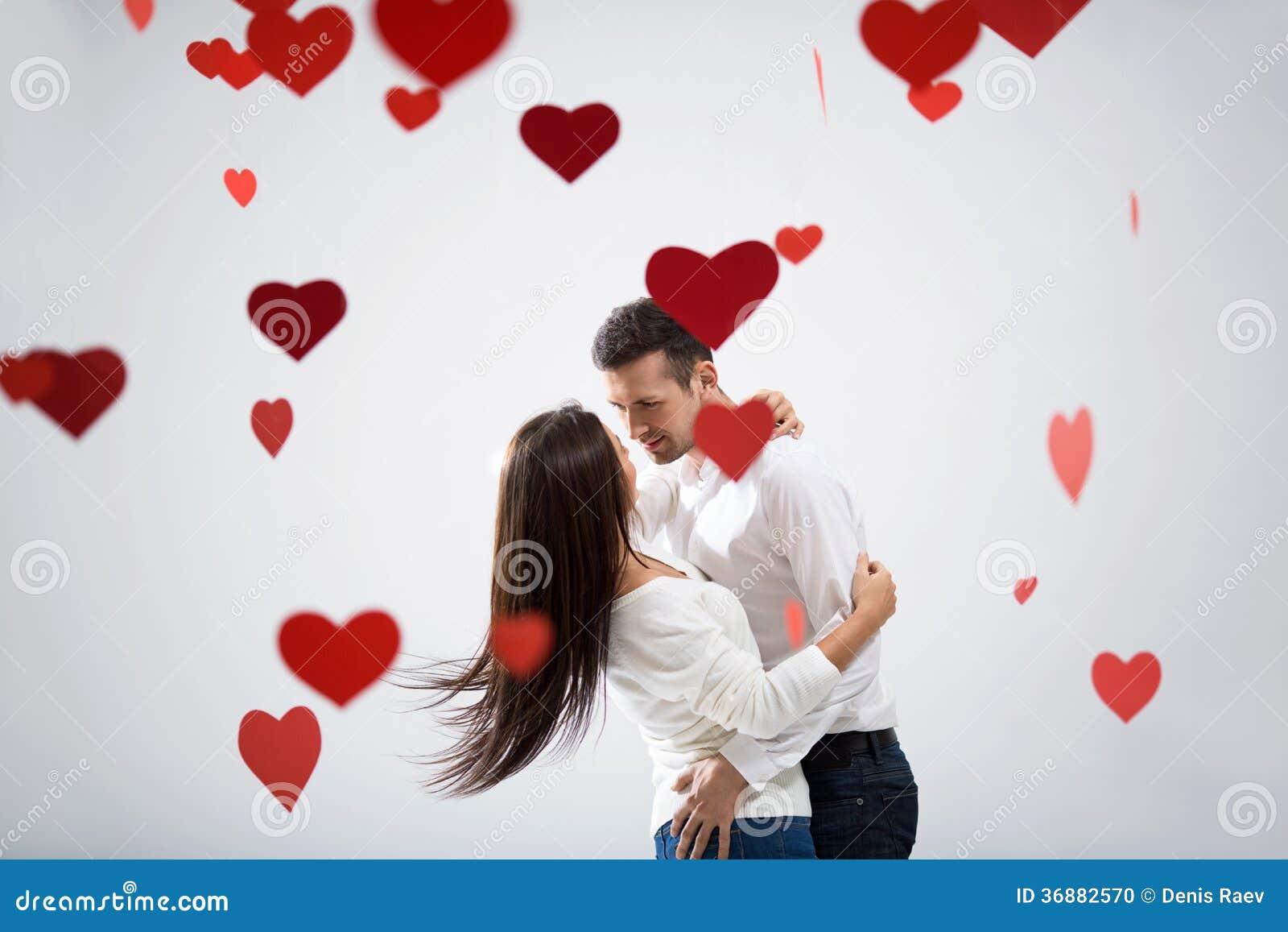 Download Amore fotografia stock. Immagine di valentines, persona - 36882570