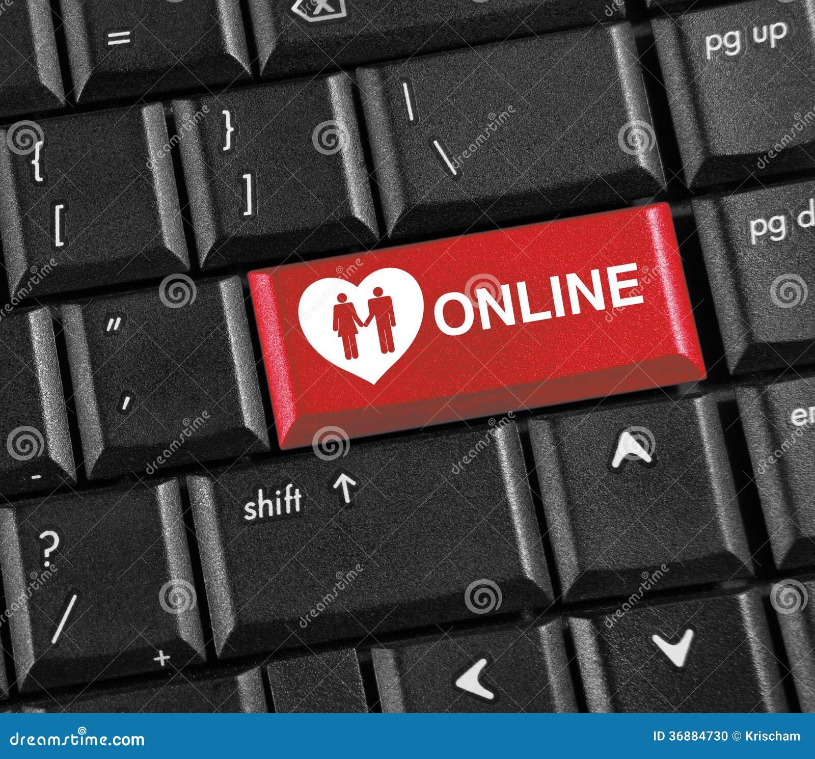 Download Amore fotografia stock. Immagine di datare, tasto, posta - 36884730