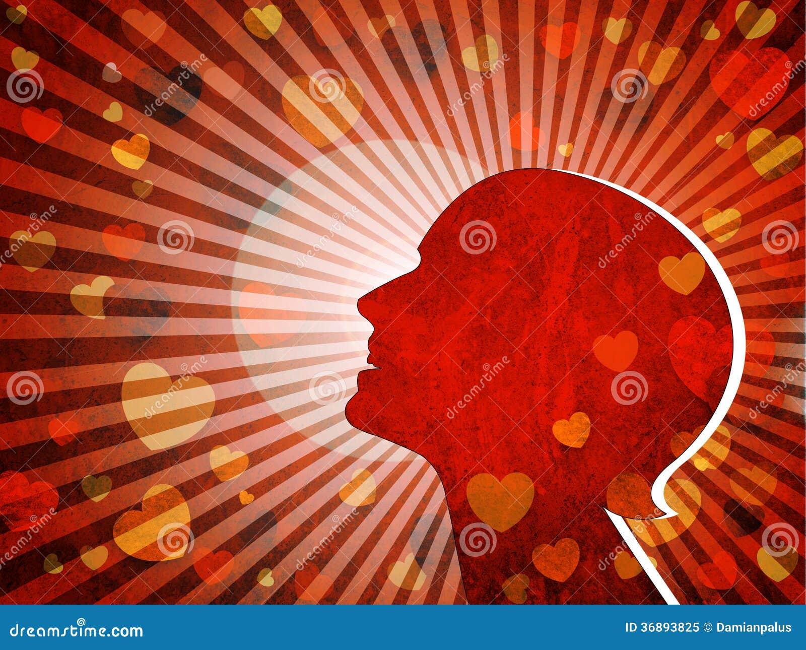 Download Amore illustrazione di stock. Illustrazione di bello - 36893825