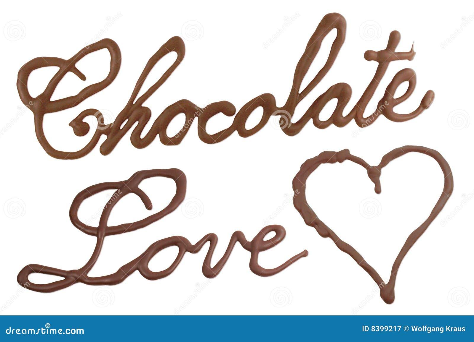 Amore del cioccolato