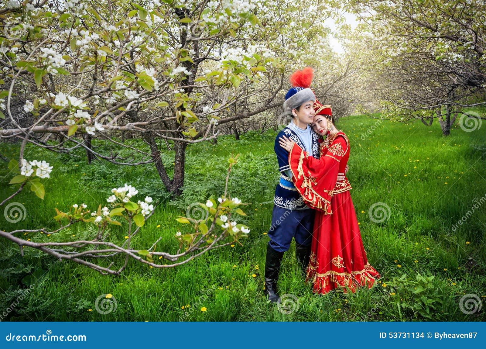 Amore kazako in primavera
