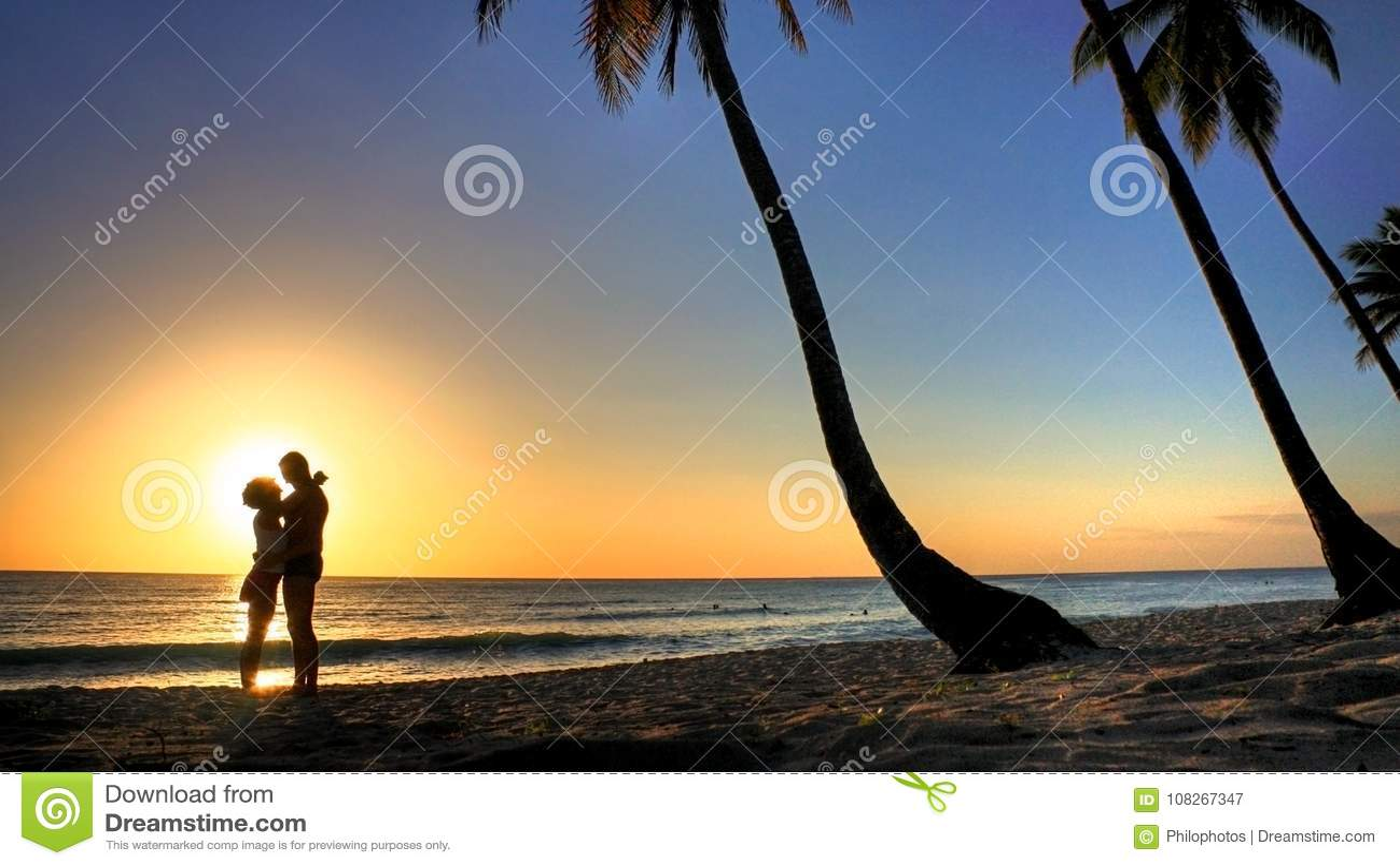 Amore sulla spiaggia