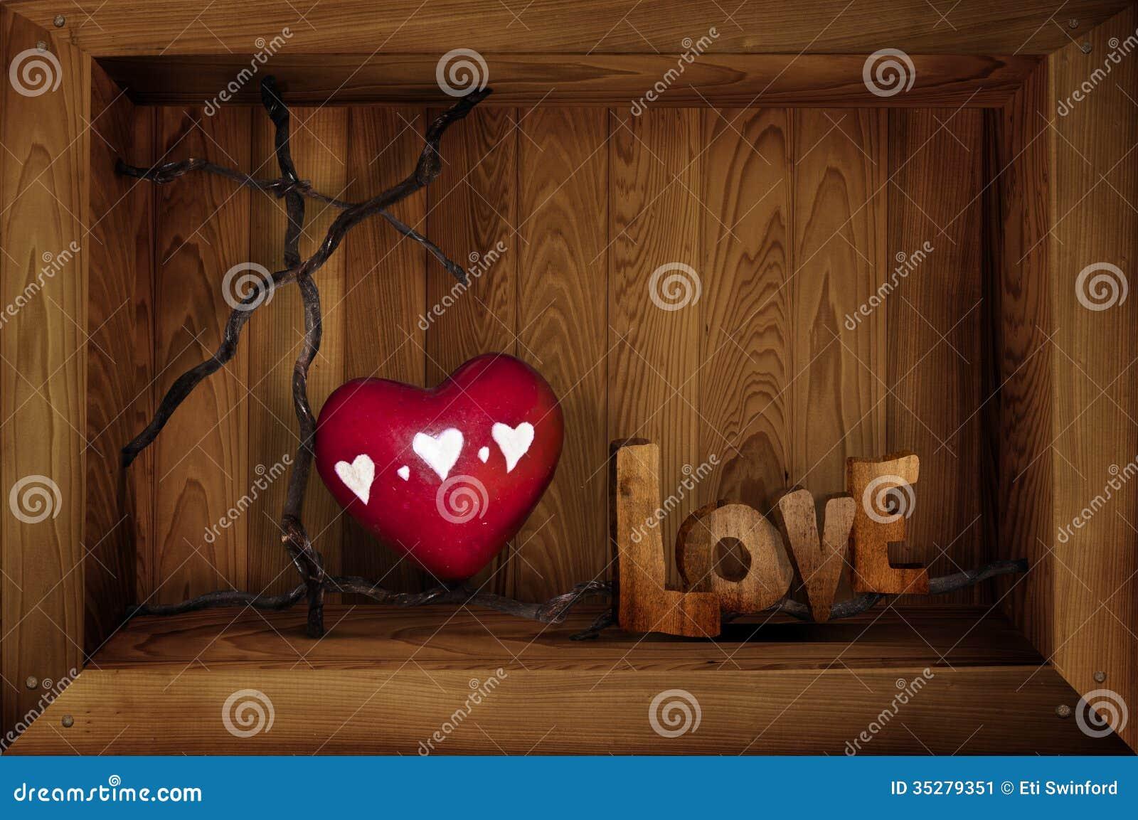 Amour avec le coeur