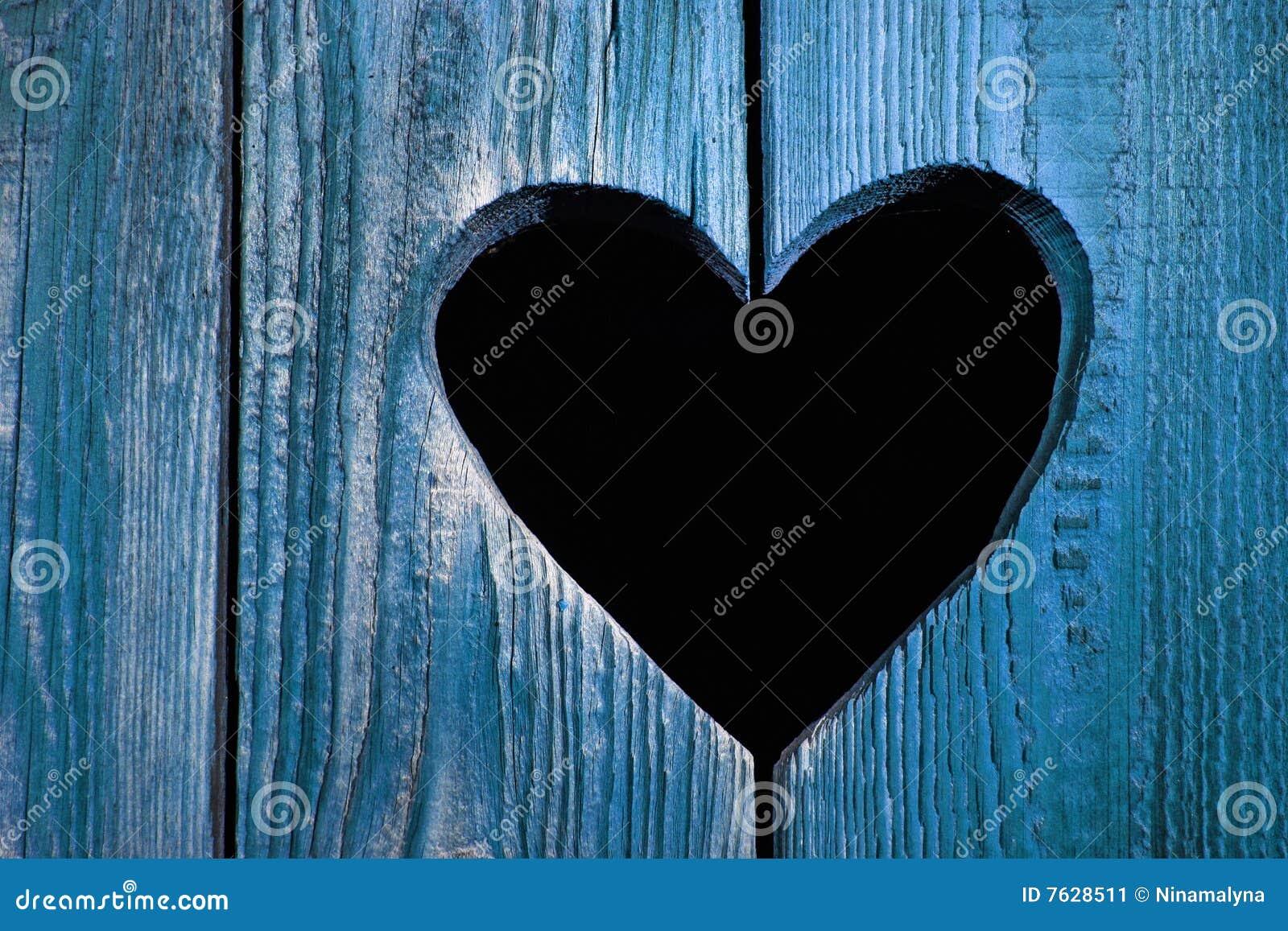 image amour bleu