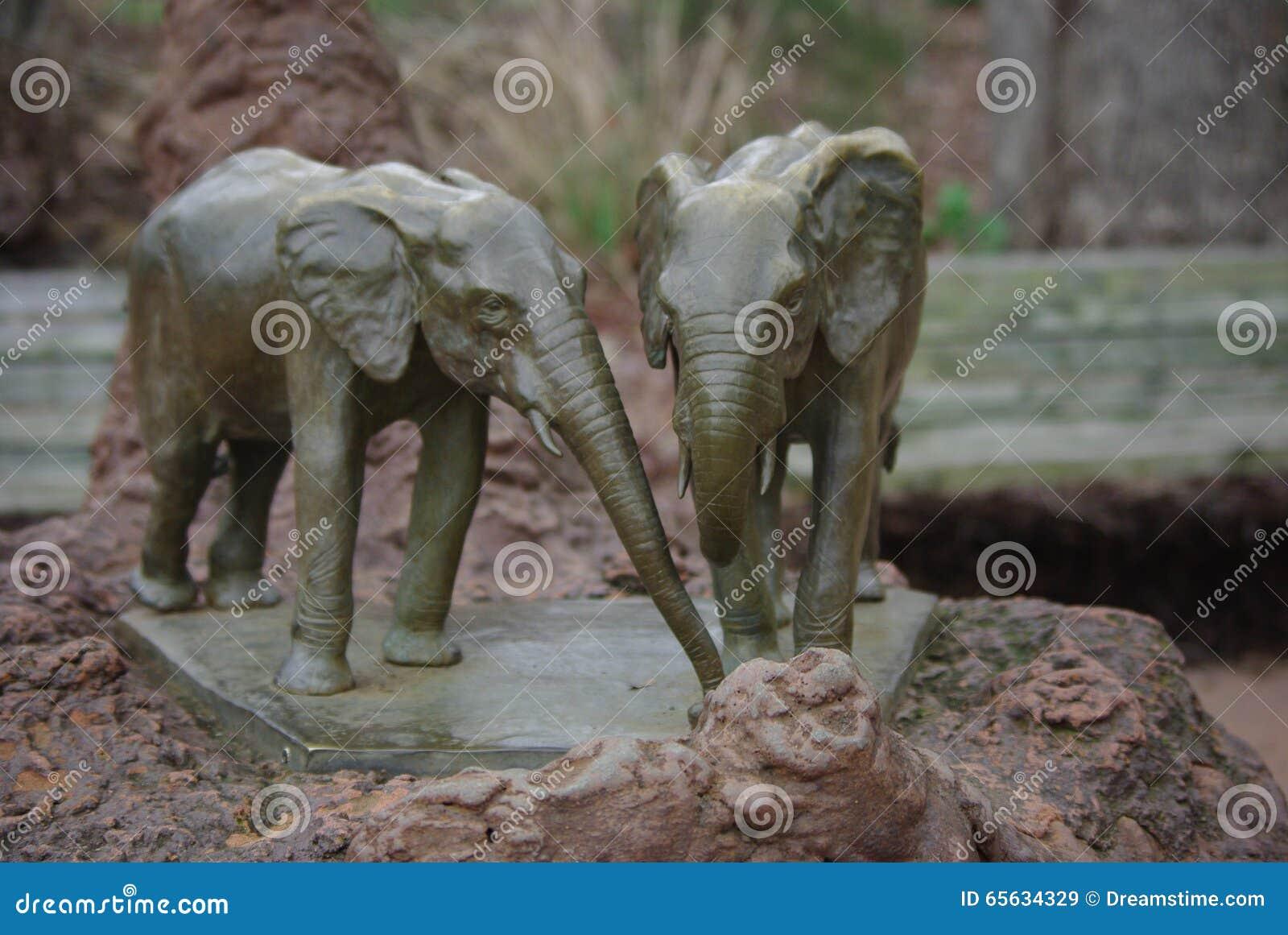 Amour d éléphant