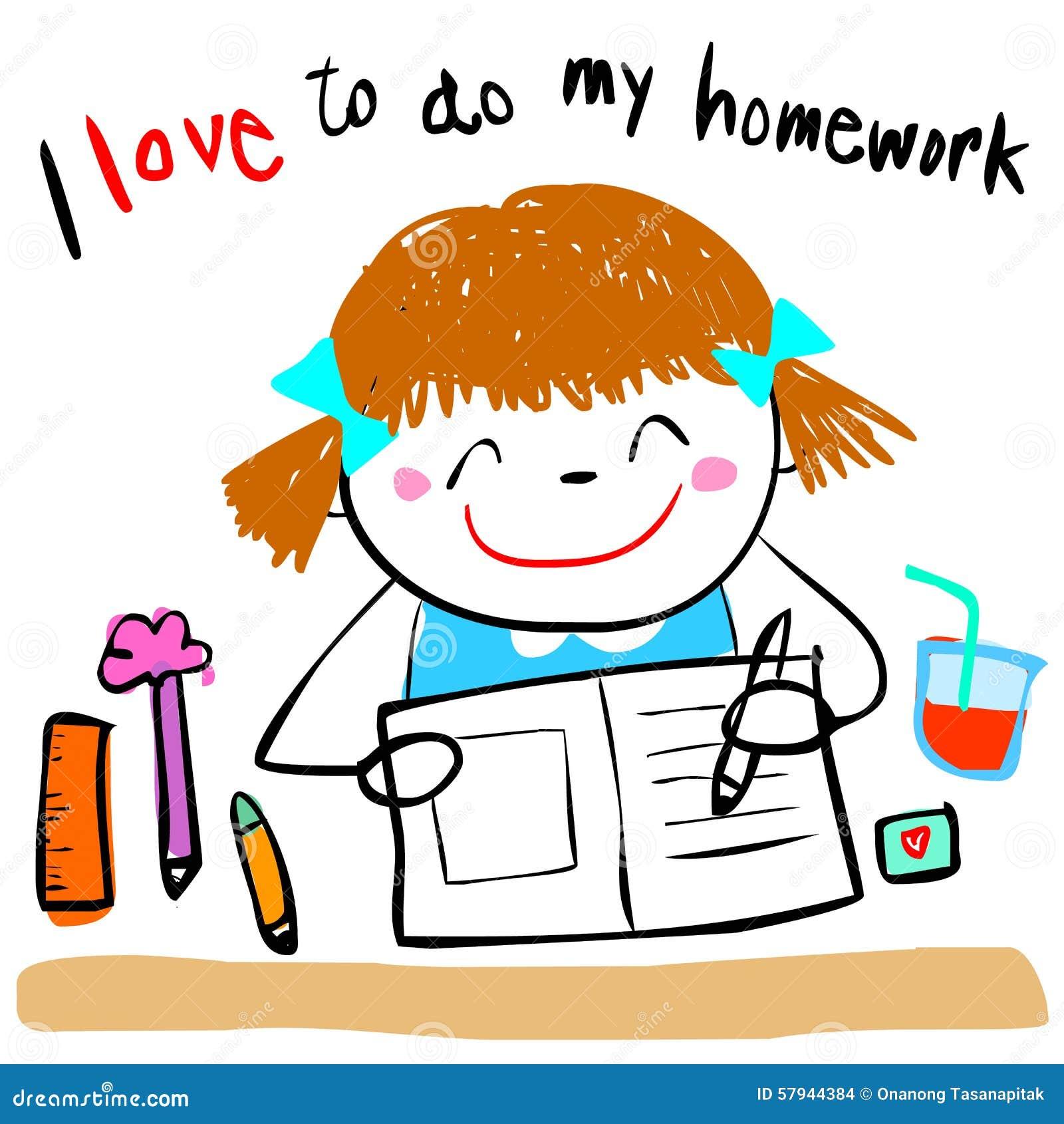Amour heureux d 39 enfant pour faire l 39 illustration de - Clipart amour ...